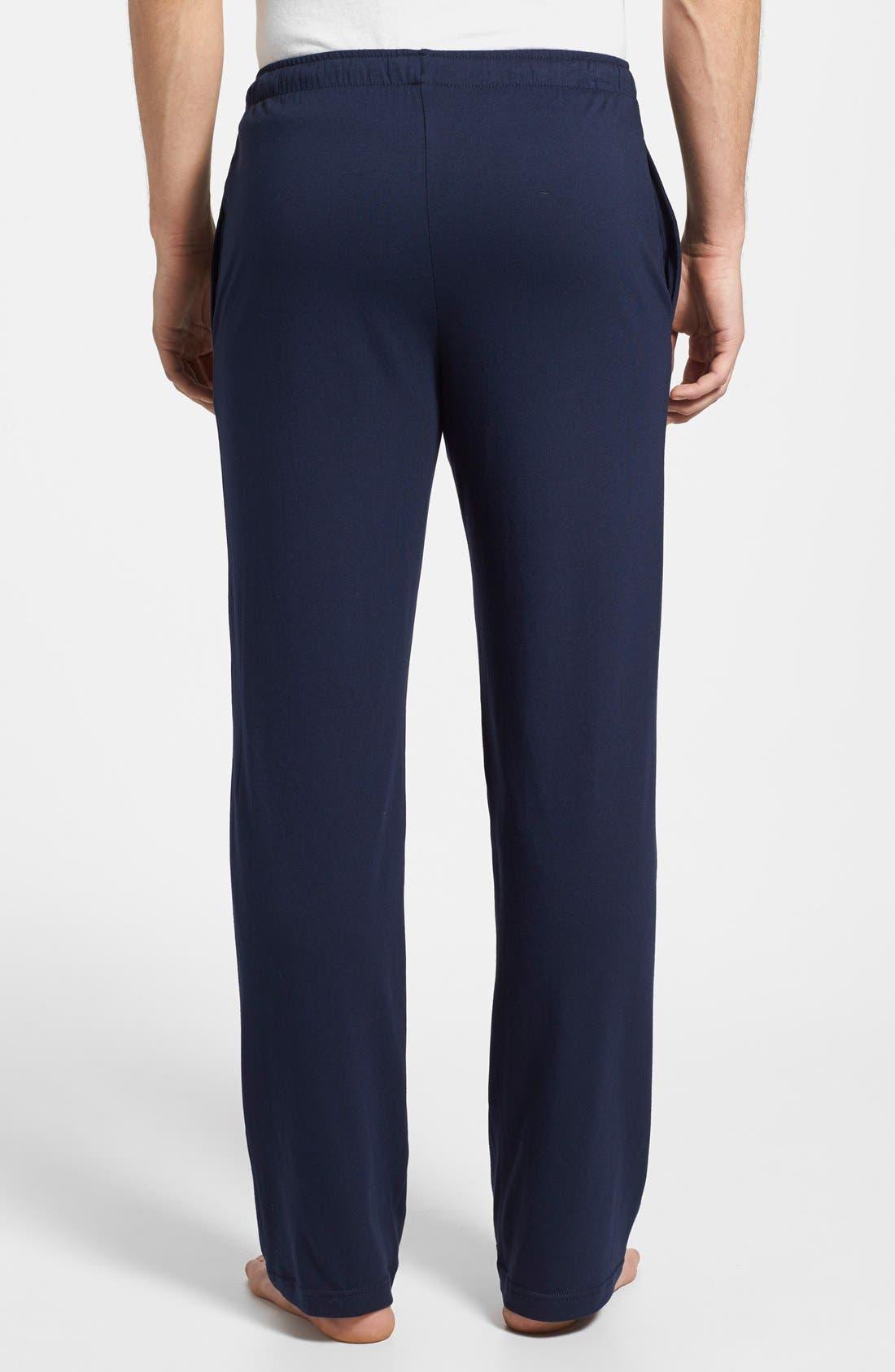 Alternate Image 2  - Polo Ralph Lauren Pajama Pants