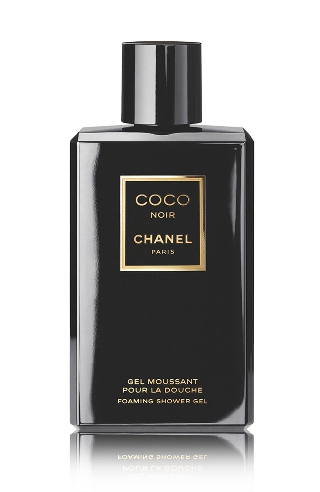 CHANEL COCO NOIR  Foaming Shower Gel