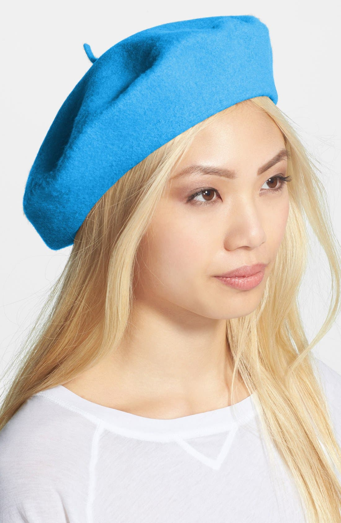 Alternate Image 1 Selected - Parkhurst 'Classic' Beret