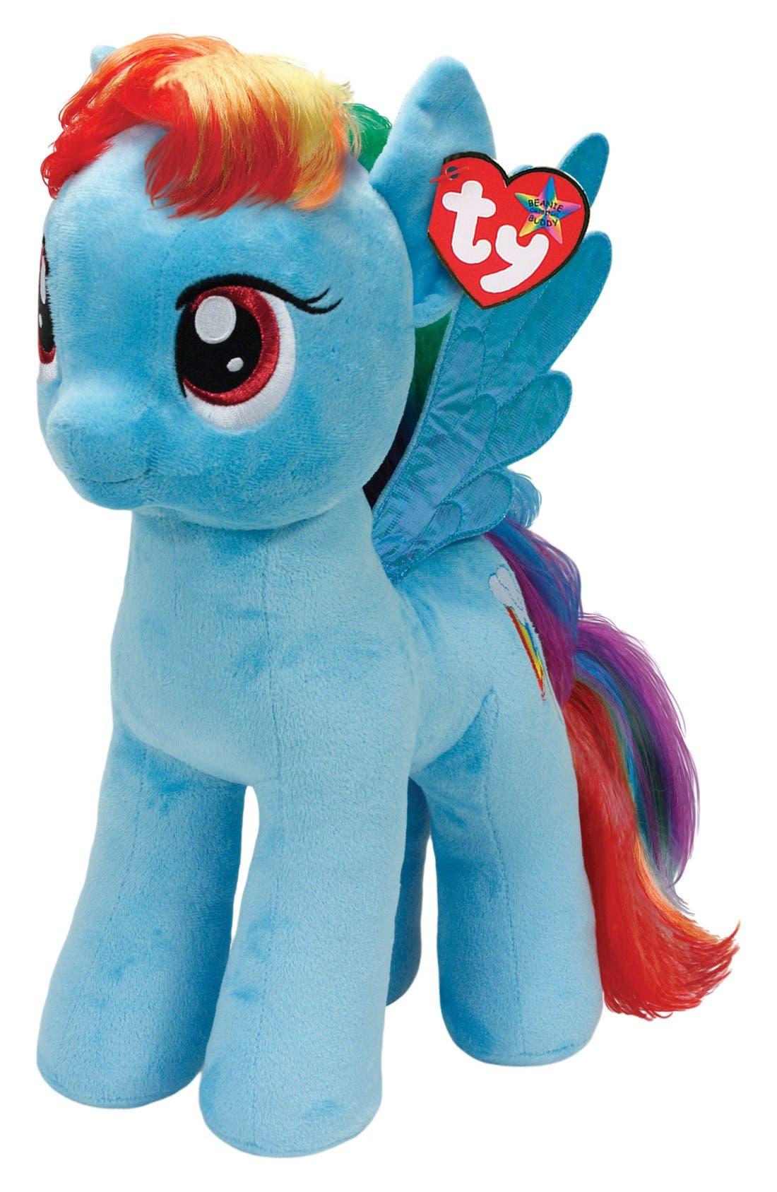 Main Image - TY Toys 'Rainbow Dash® - Large' Plush Toy