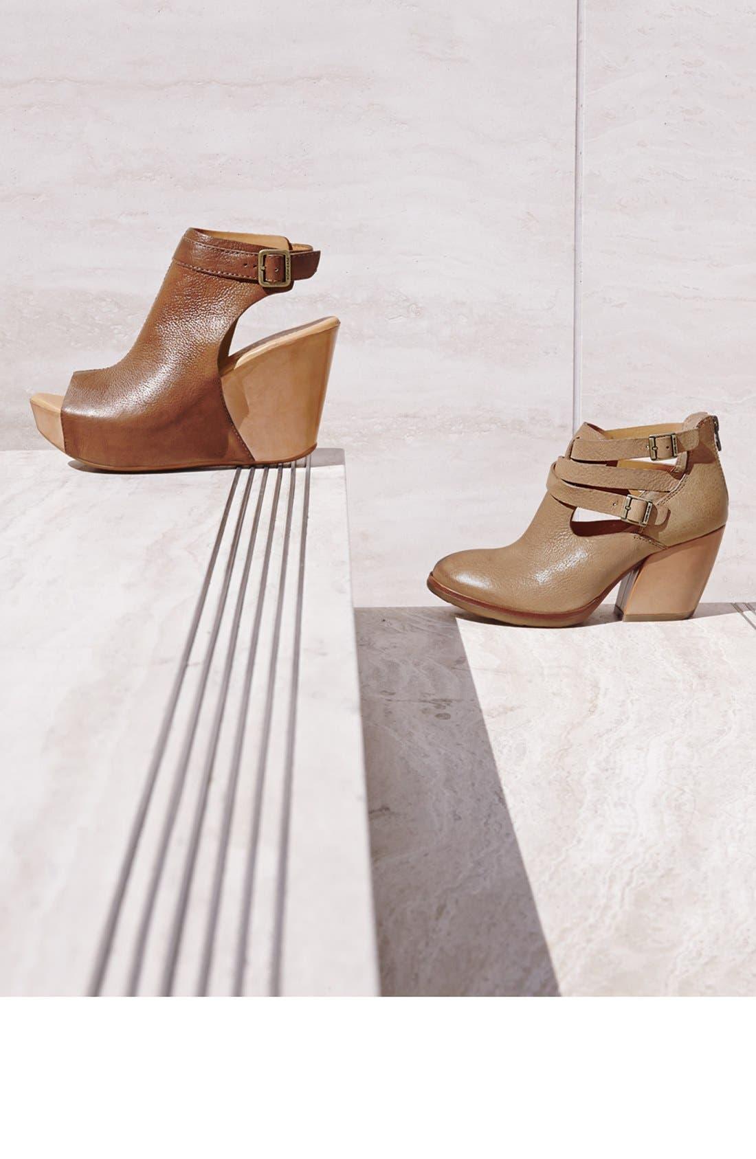 Alternate Image 6  - Kork-Ease® 'Stina' Leather Bootie (Women)