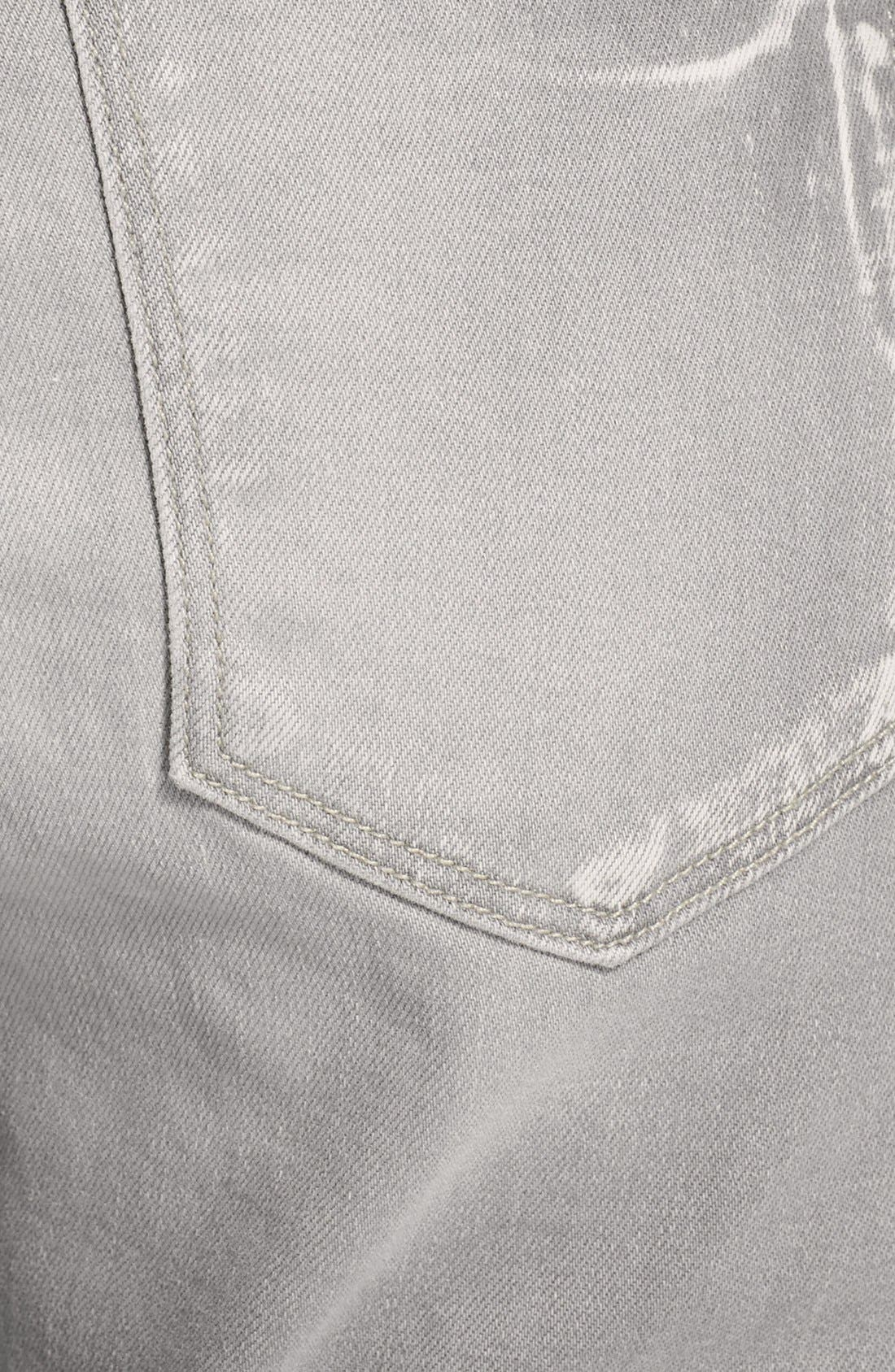 Alternate Image 3  - Frame Denim 'Le Garcon' Slim Boyfriend Jeans (Kensington)