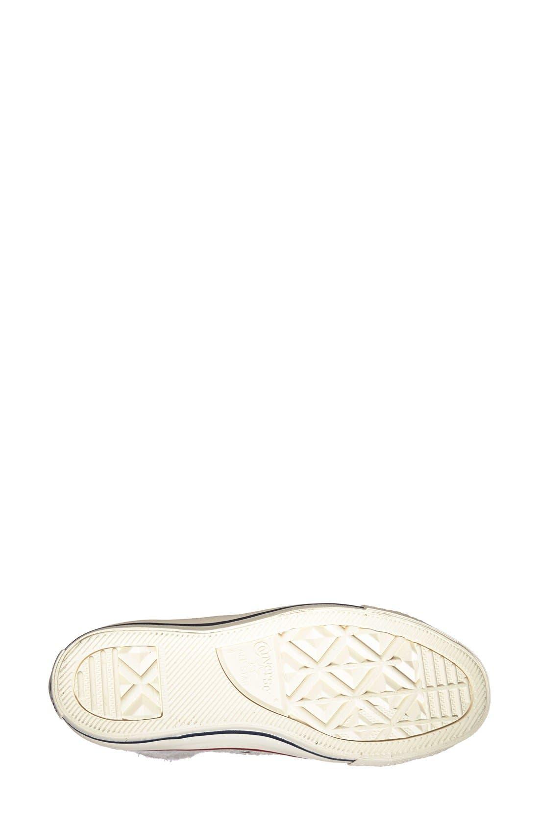 Alternate Image 4  - Converse Chuck Taylor® All Star® 'Winter Knit' High Top Sneaker (Women)