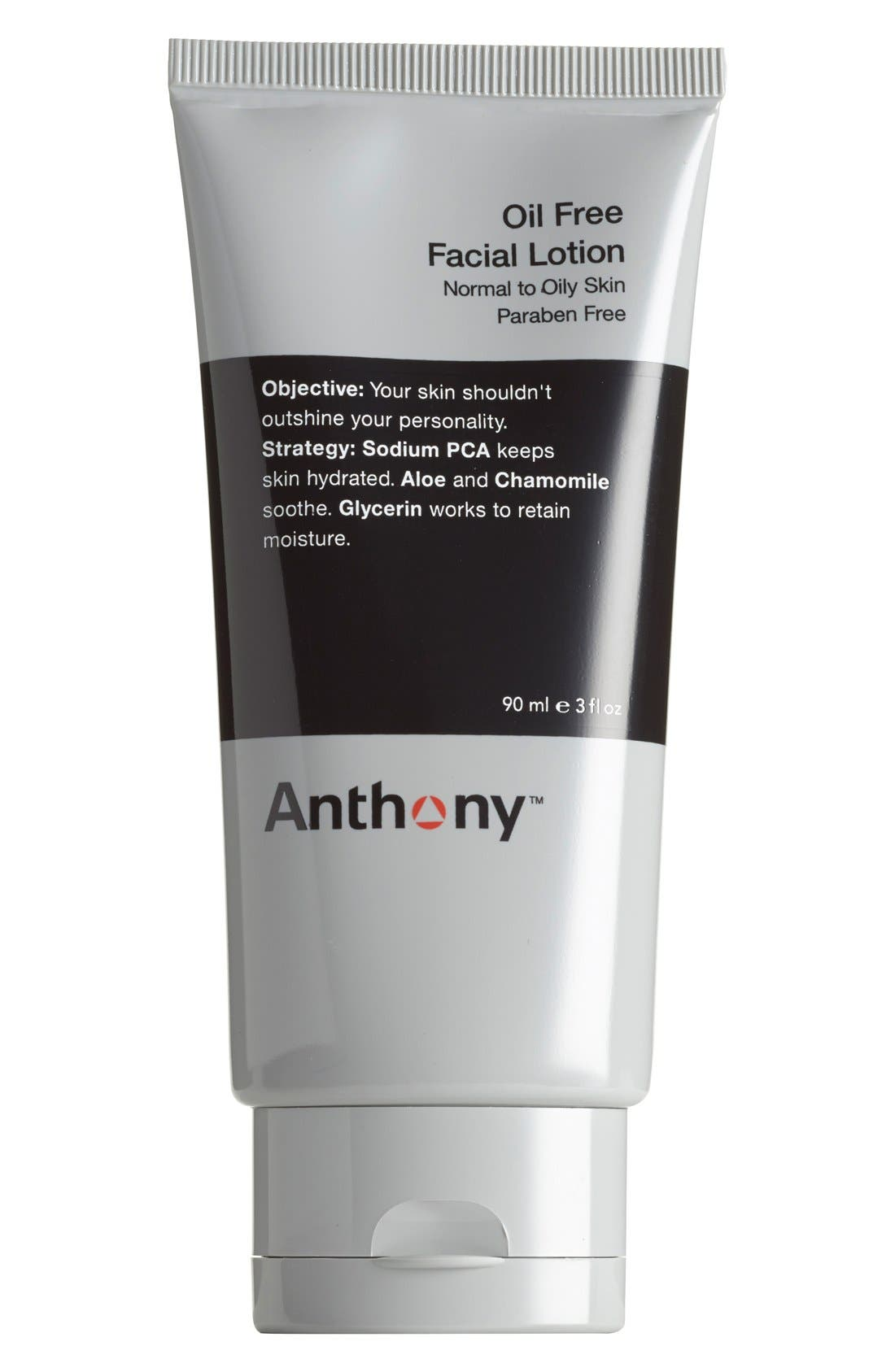 Anthony™ Oil Free Facial Lotion