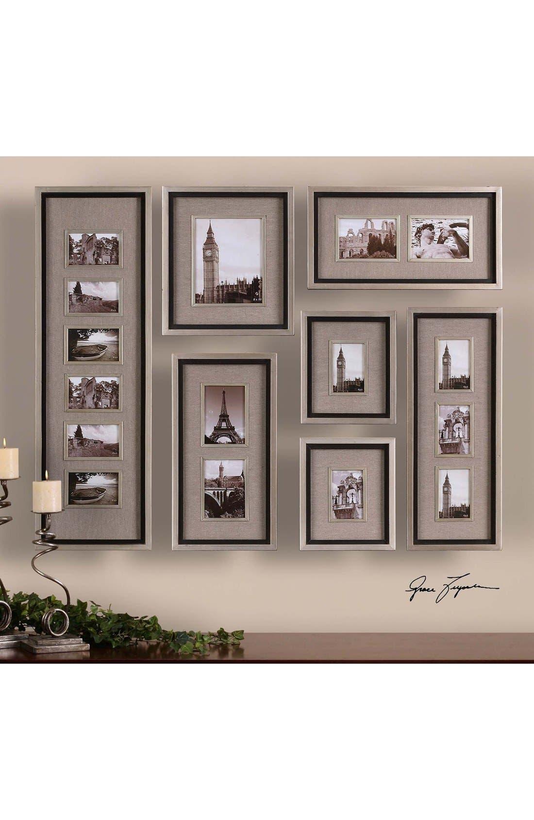 Alternate Image 2  - Uttermost Massena Set of 7 Picture Frames