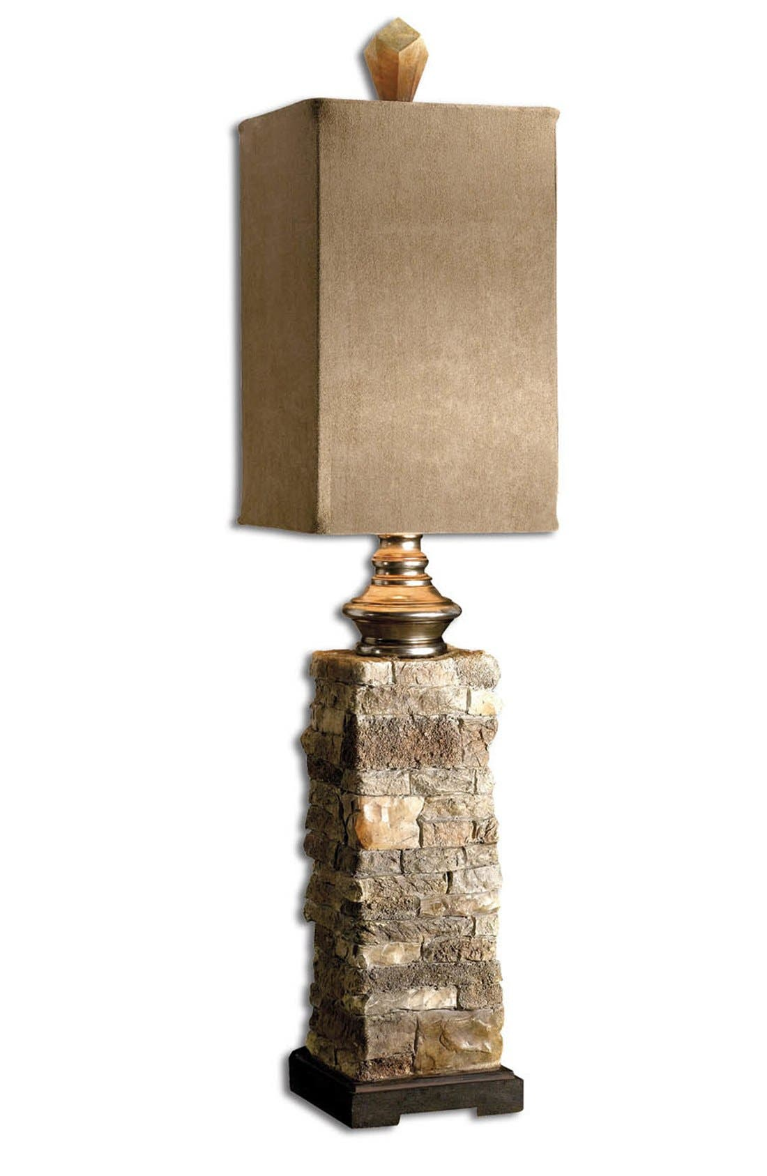 'Andean' Buffet Lamp,                         Main,                         color, Beige