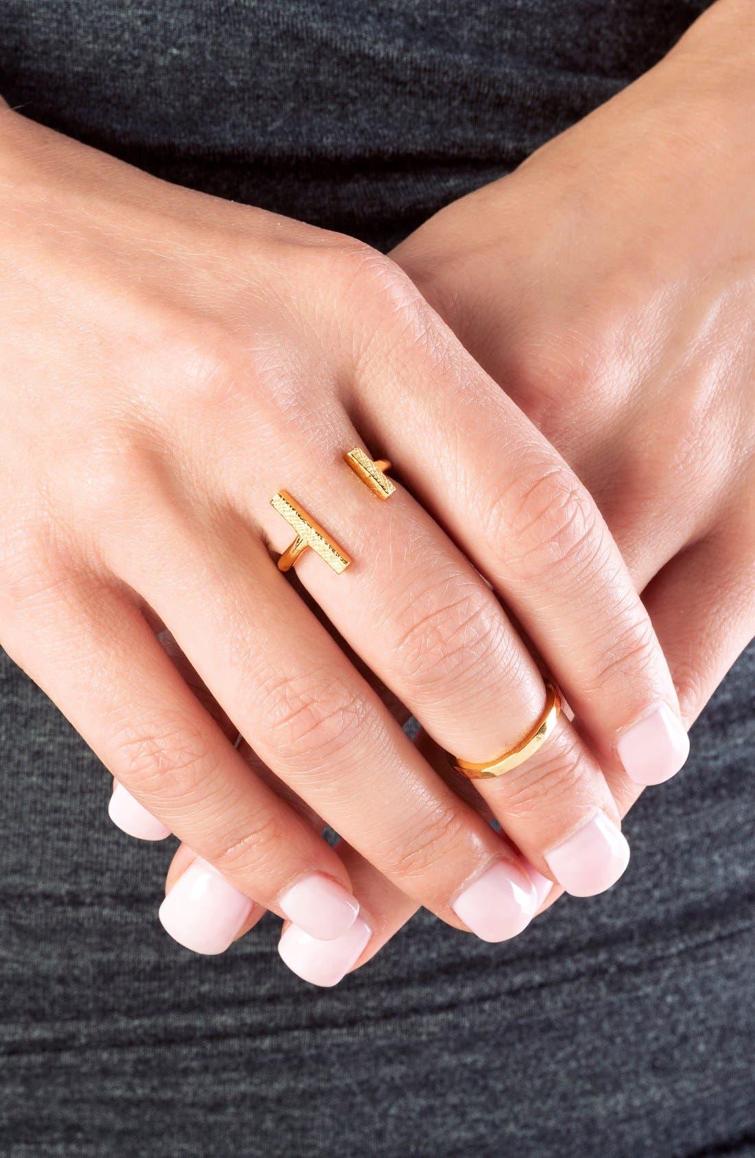 Alternate Image 2  - gorjana 'Taner' Midi Ring