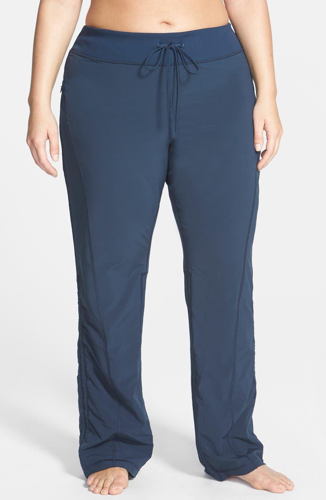 'Work It' Pants,                         Main,                         color, Navy Eclipse