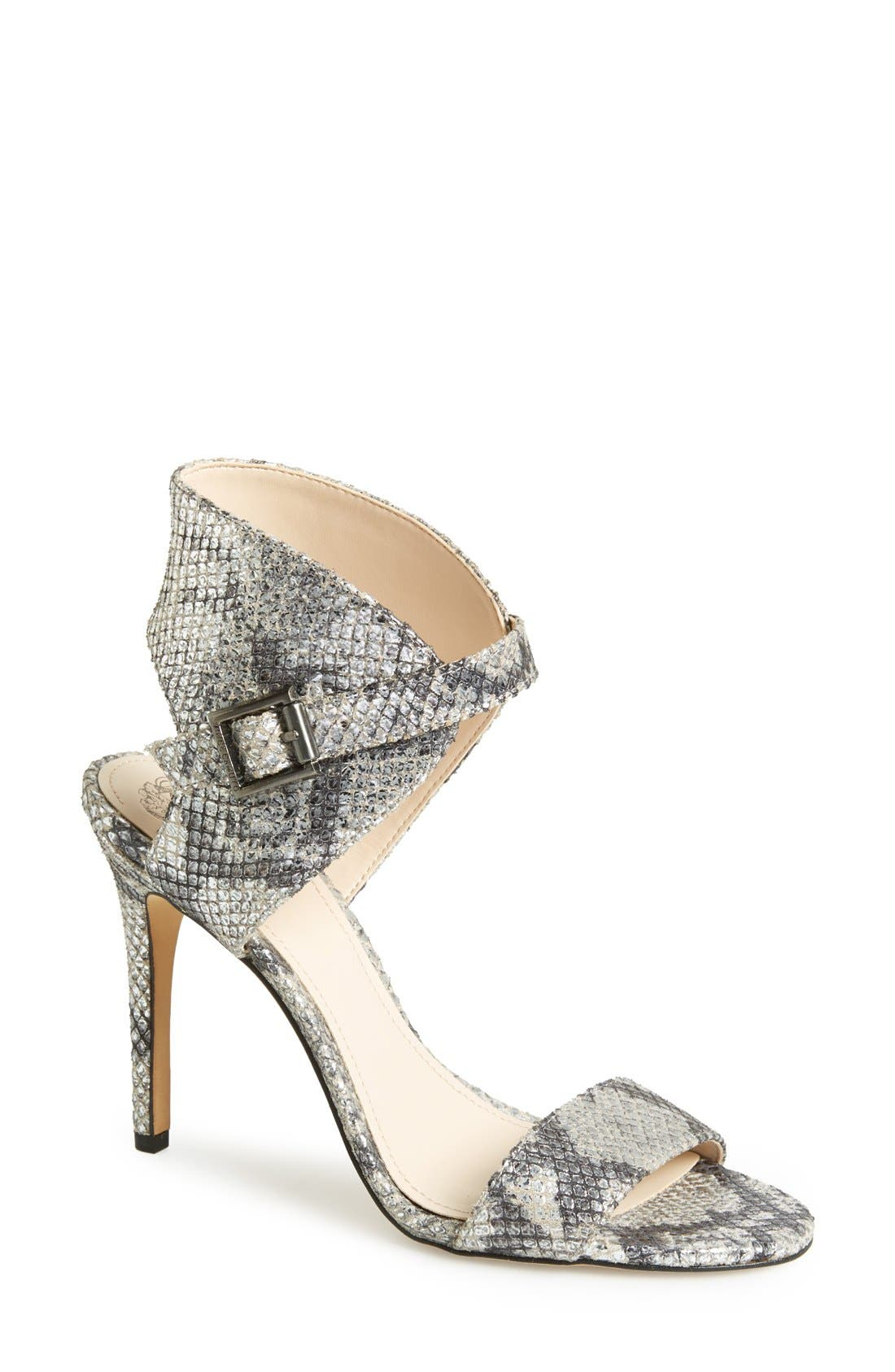 Alternate Image 1 Selected - Vince Camuto 'Tarma' Ankle Cuff Sandal (Women)