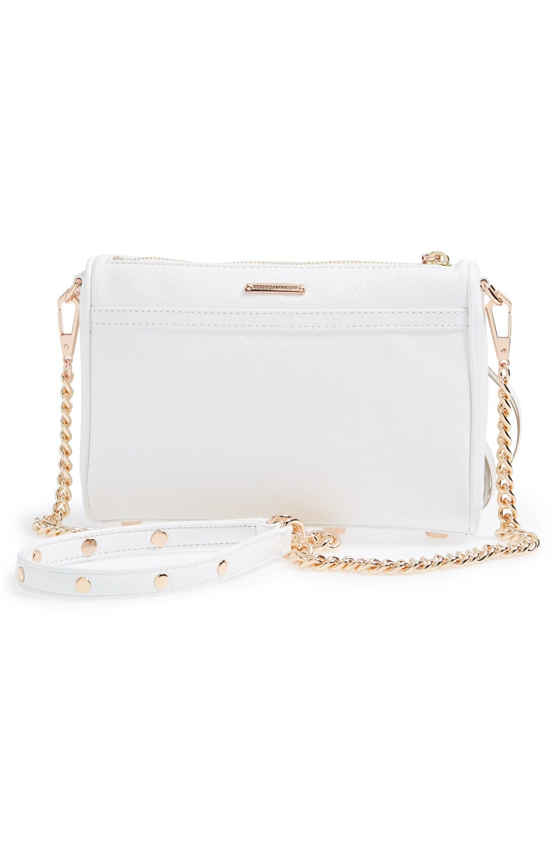 Alternate Image 6  - Rebecca Minkoff 'Mini MAC' Convertible Crossbody Bag