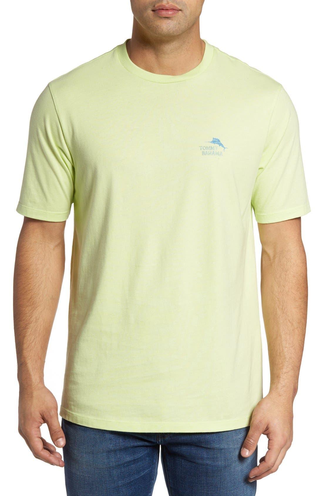 Alternate Image 2  - Tommy Bahama Keeping It Rio Graphic T-Shirt (Big & Tall)