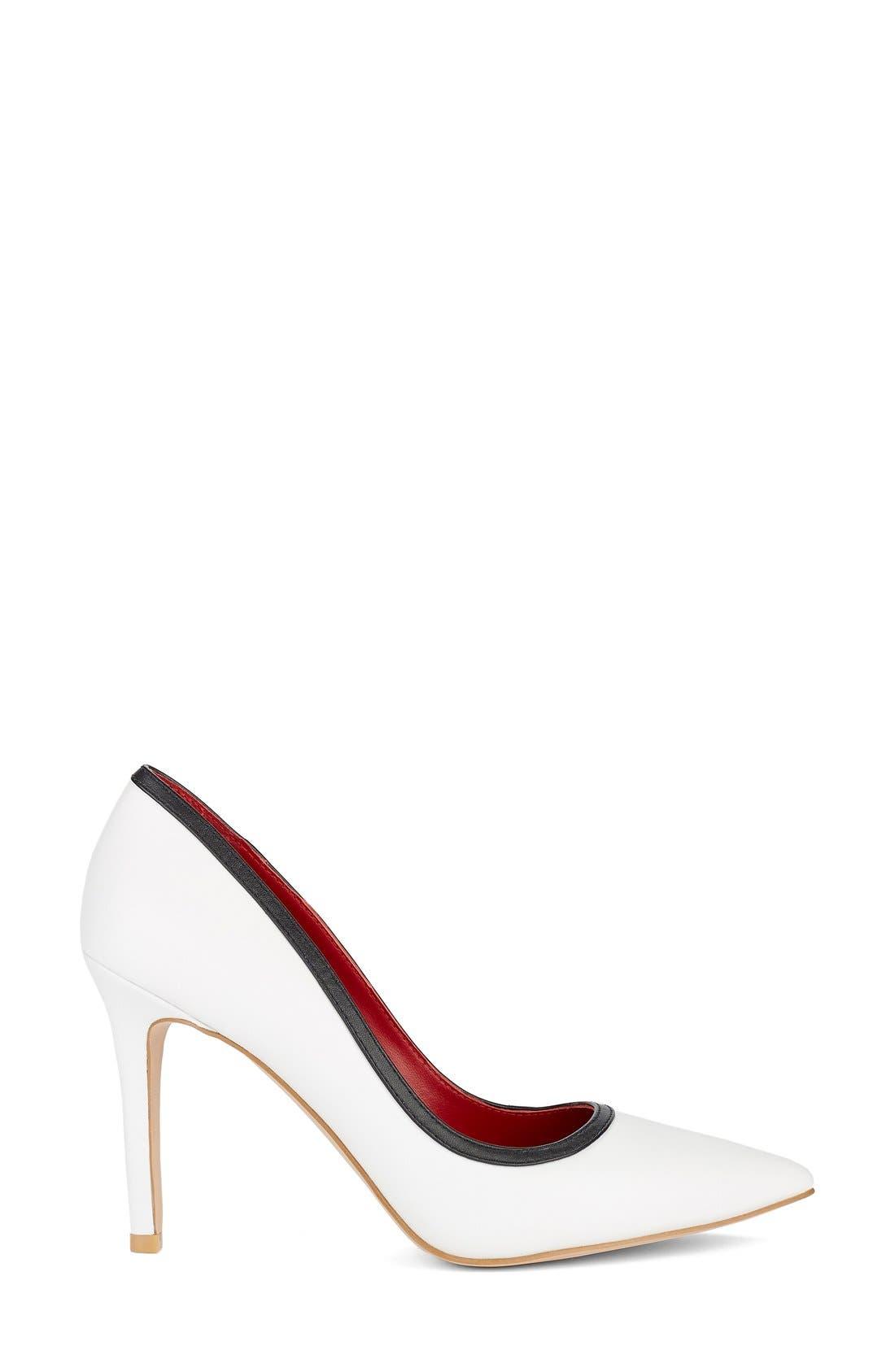 Alternate Image 5  - Shoes of Prey x Kim Jones La Dolce Vita Collection Pointy Toe Pump (Women)