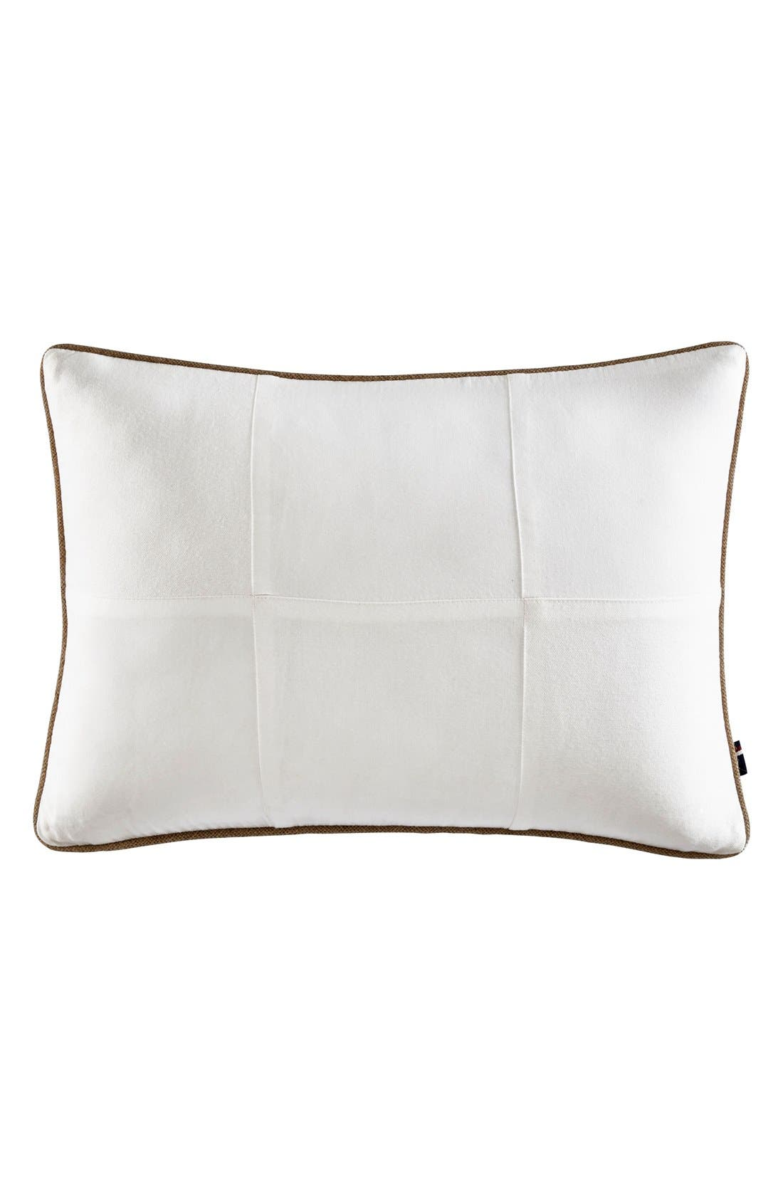 Longview Accent Pillow,                         Main,                         color, White