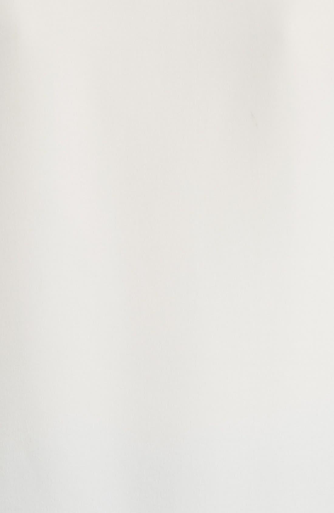Alternate Image 5  - Diane von Furstenberg Marci Faux Wrap Silk Blouse