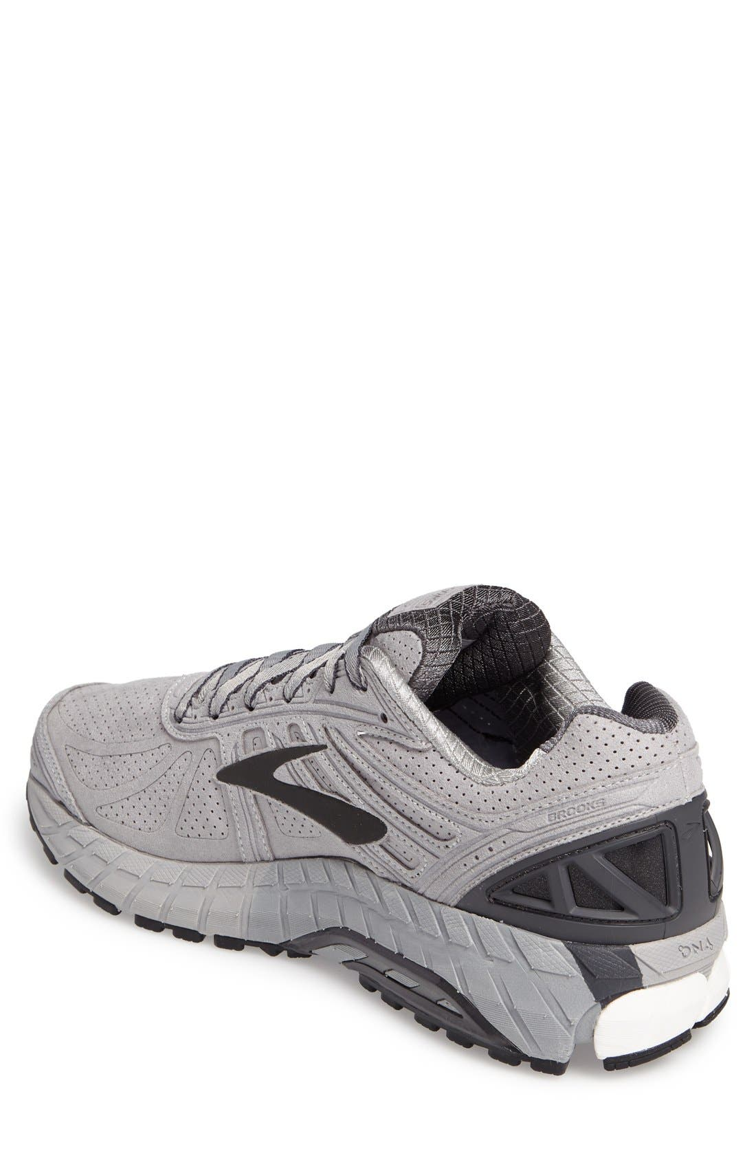 Beast 16 LE Running Shoe,                             Alternate thumbnail 2, color,                             Silver/ Anthracite