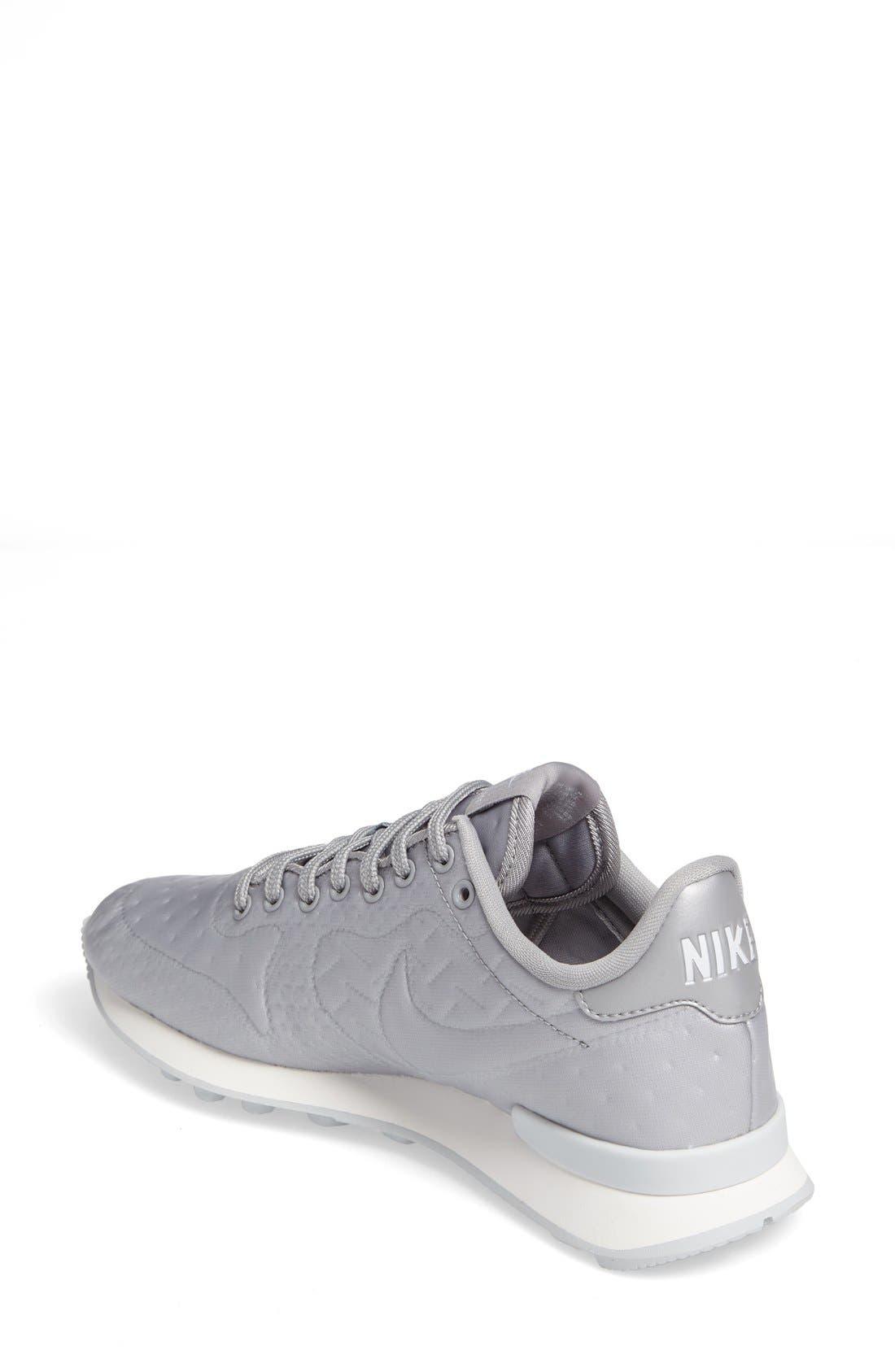 Alternate Image 2  - Nike Internationalist Sneaker (Women)