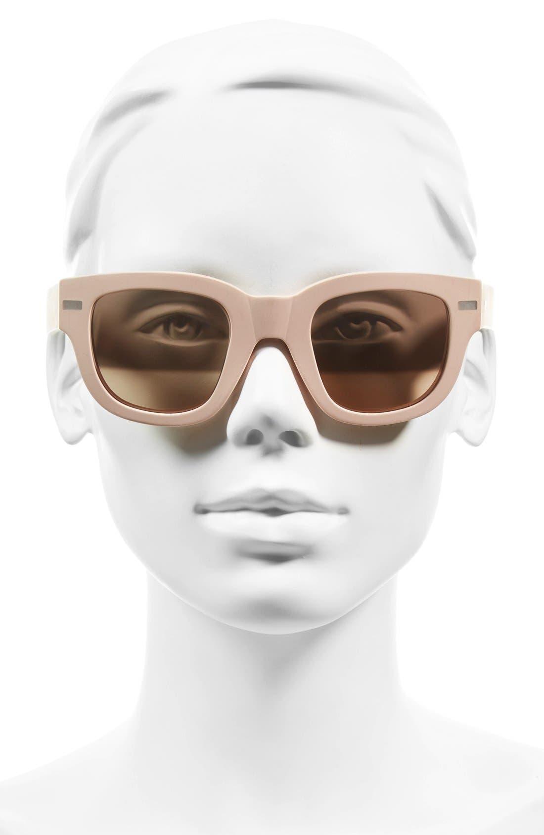 Alternate Image 2  - ACNE Studios 47mm Sunglasses