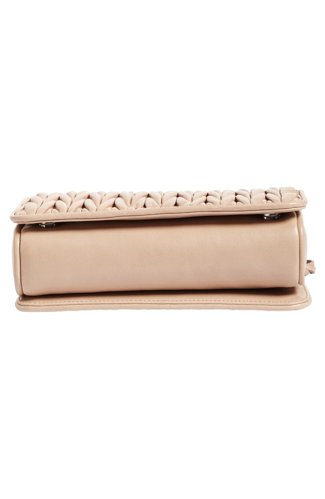 Alternate Image 6  - Miu Miu Club Matelassé Leather Shoulder Bag