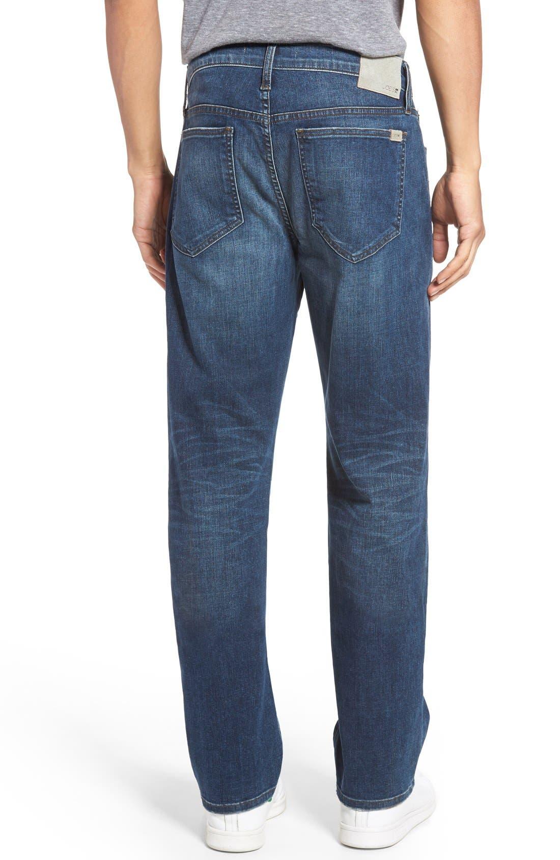 Brixton Slim Fit Jeans,                             Alternate thumbnail 2, color,                             Gladwin