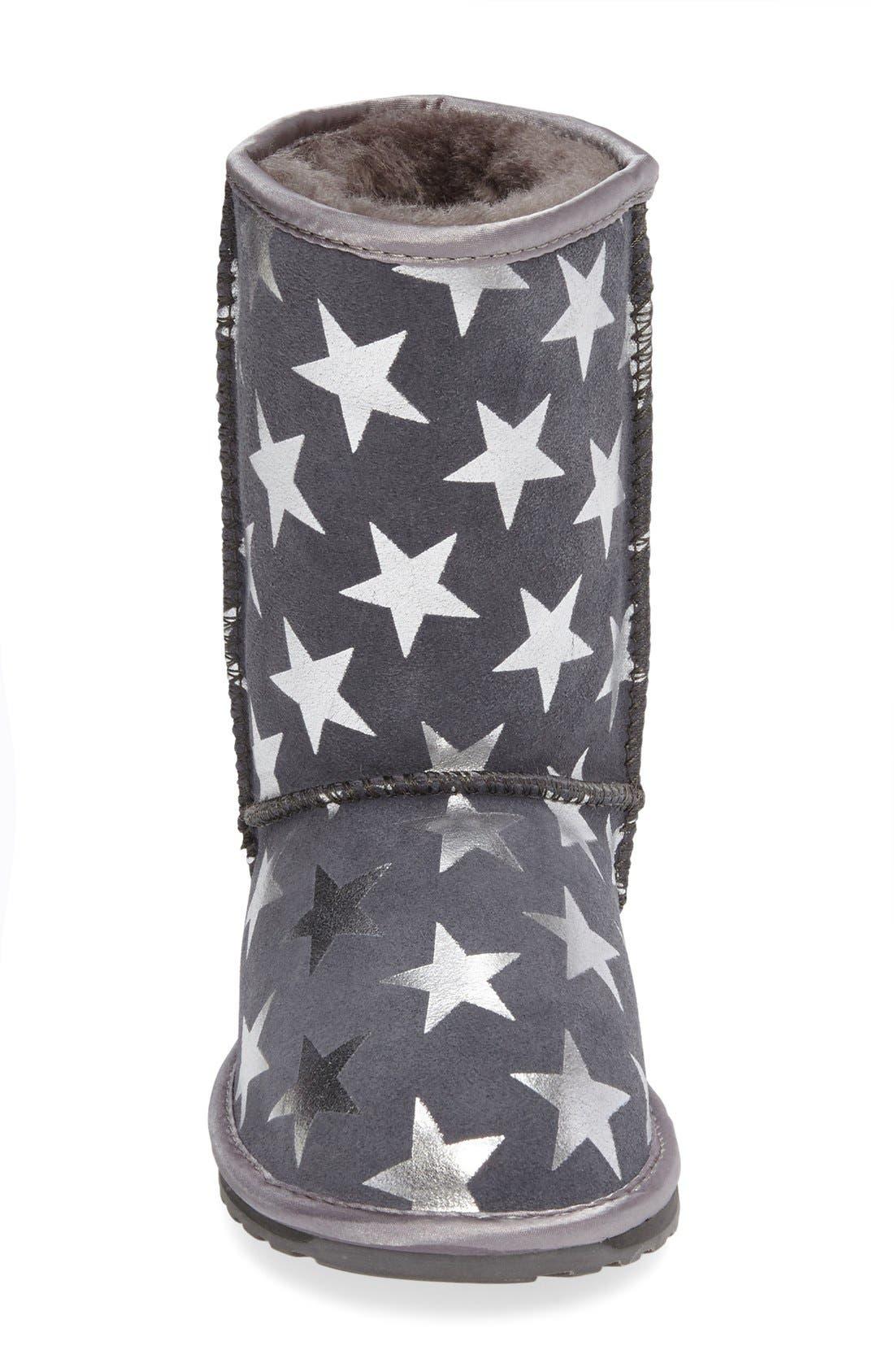 Alternate Image 3  - EMUAustralia 'Starry Night' Boot (Toddler, Little Kid & Big Kid)