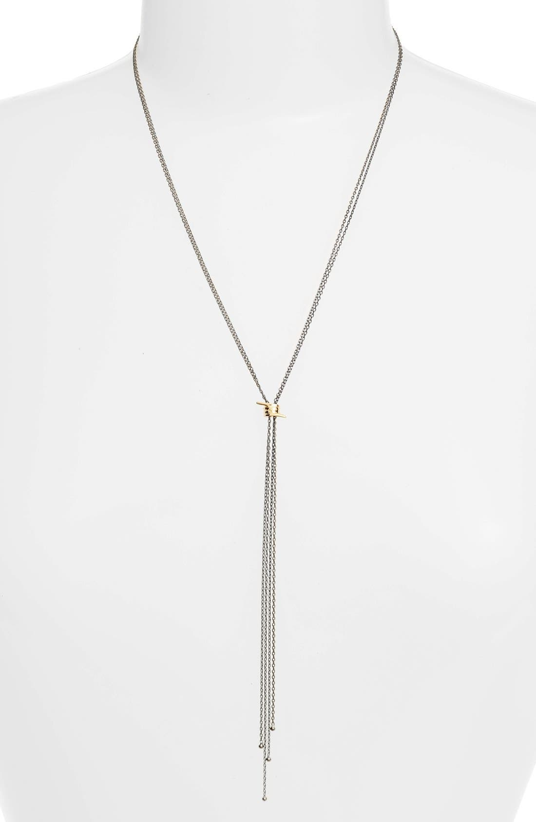 JULES SMITH Topanga Lariat Necklace