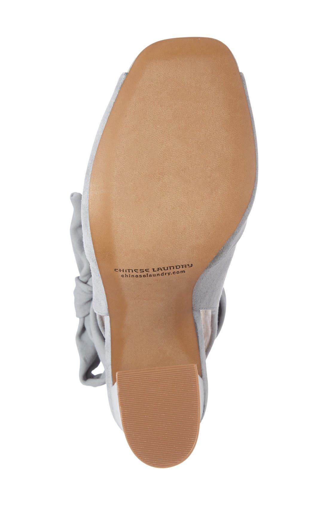 Alternate Image 4  - Kristin Cavallari Leeds Peep Toe Bootie (Women)