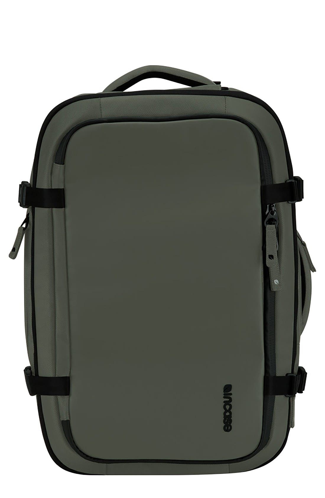 TRACTO Convertible Backpack,                         Main,                         color, Anthracite