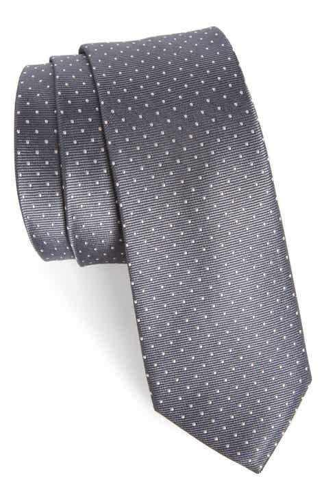 Men s Grey Ties, Skinny Ties   Pocket Squares for Men   Nordstrom 351d2d014e