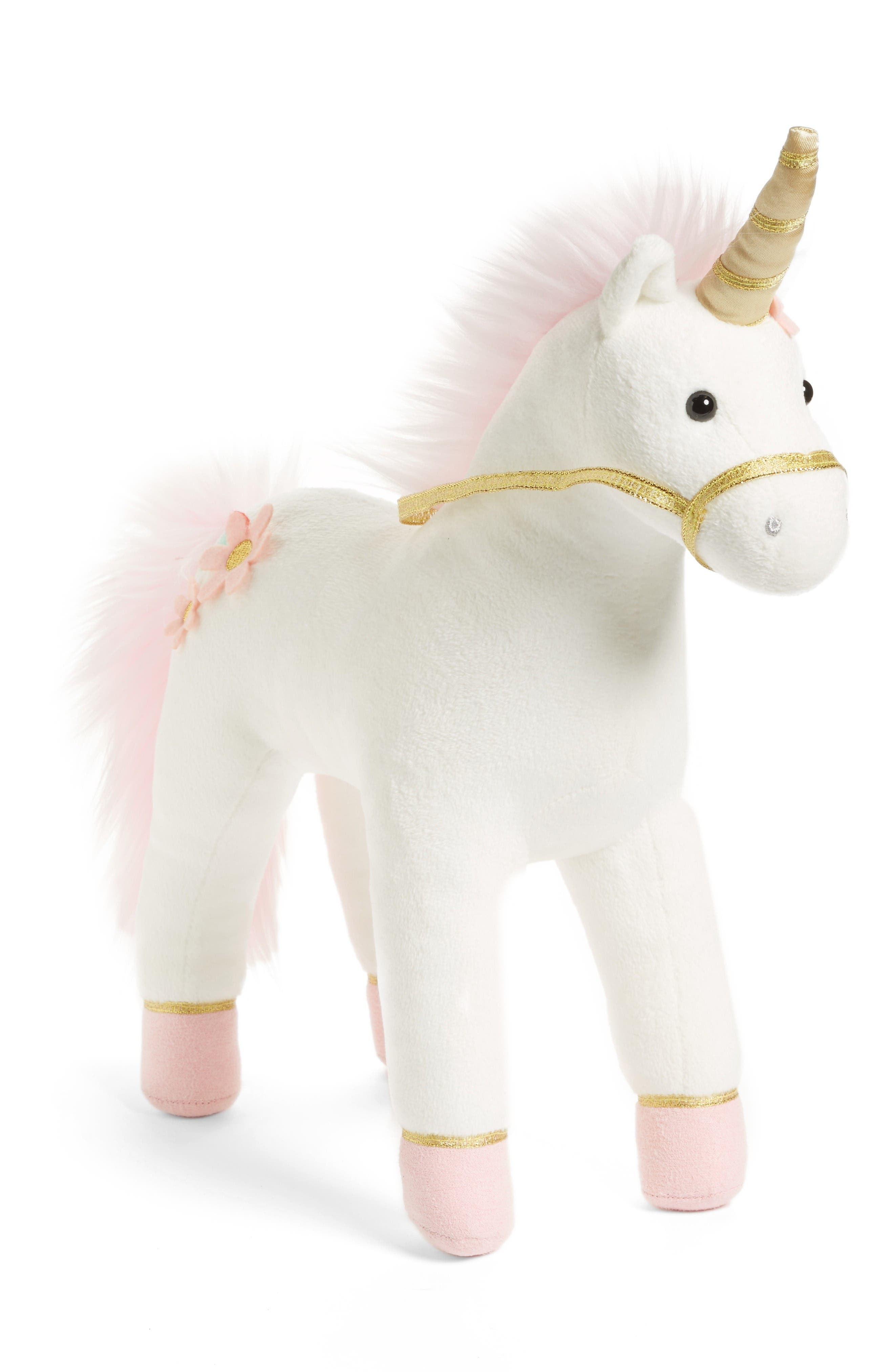Alternate Image 1 Selected - Gund LilyRose Unicorn Stuffed Animal