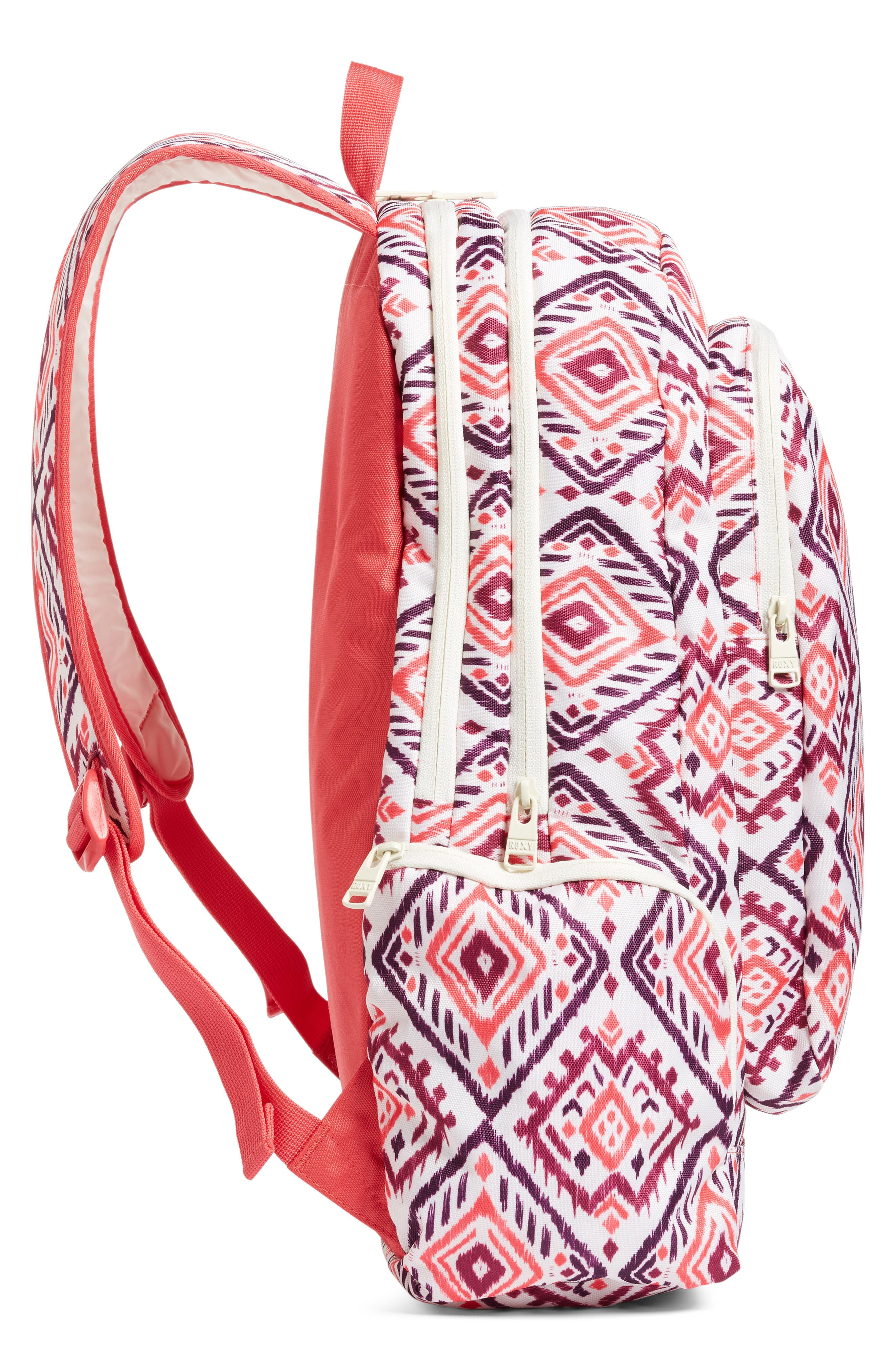Alternate Image 5  - Roxy Alright Print Backpack
