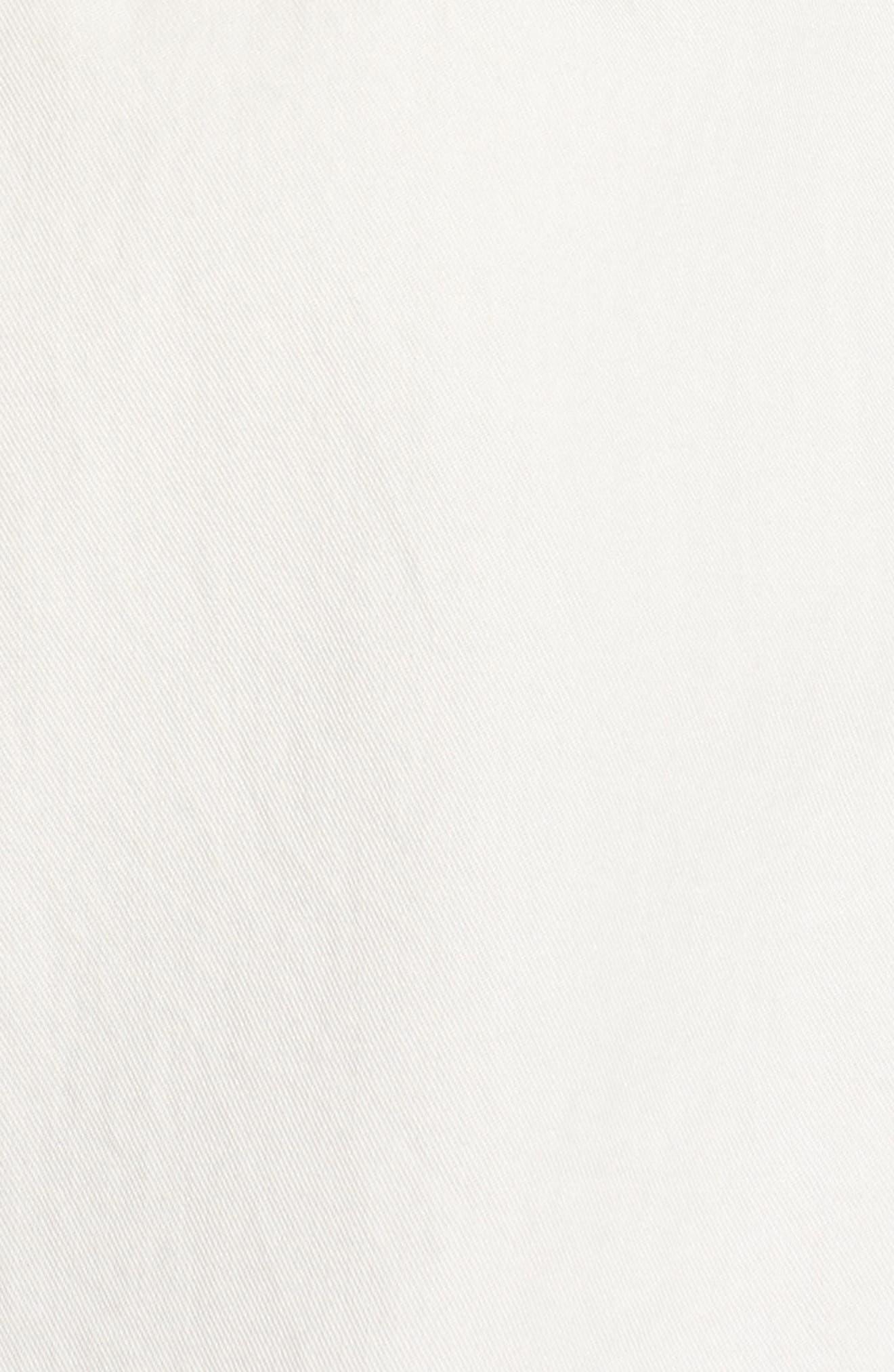 Central Blouse,                             Alternate thumbnail 5, color,                             Pure White