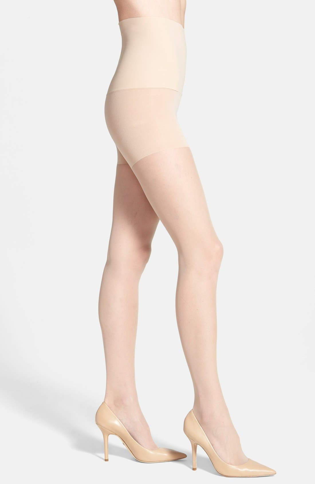 Commando 'The Keeper' Control Top Pantyhose