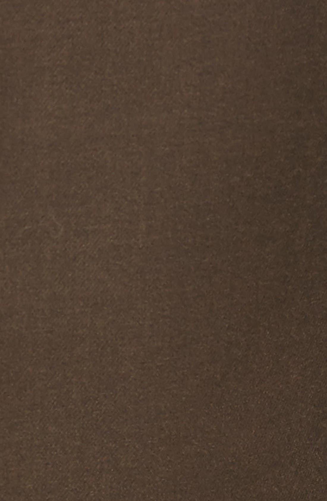 Alternate Image 5  - Linea Naturale Pleated Microfiber Dress Pants