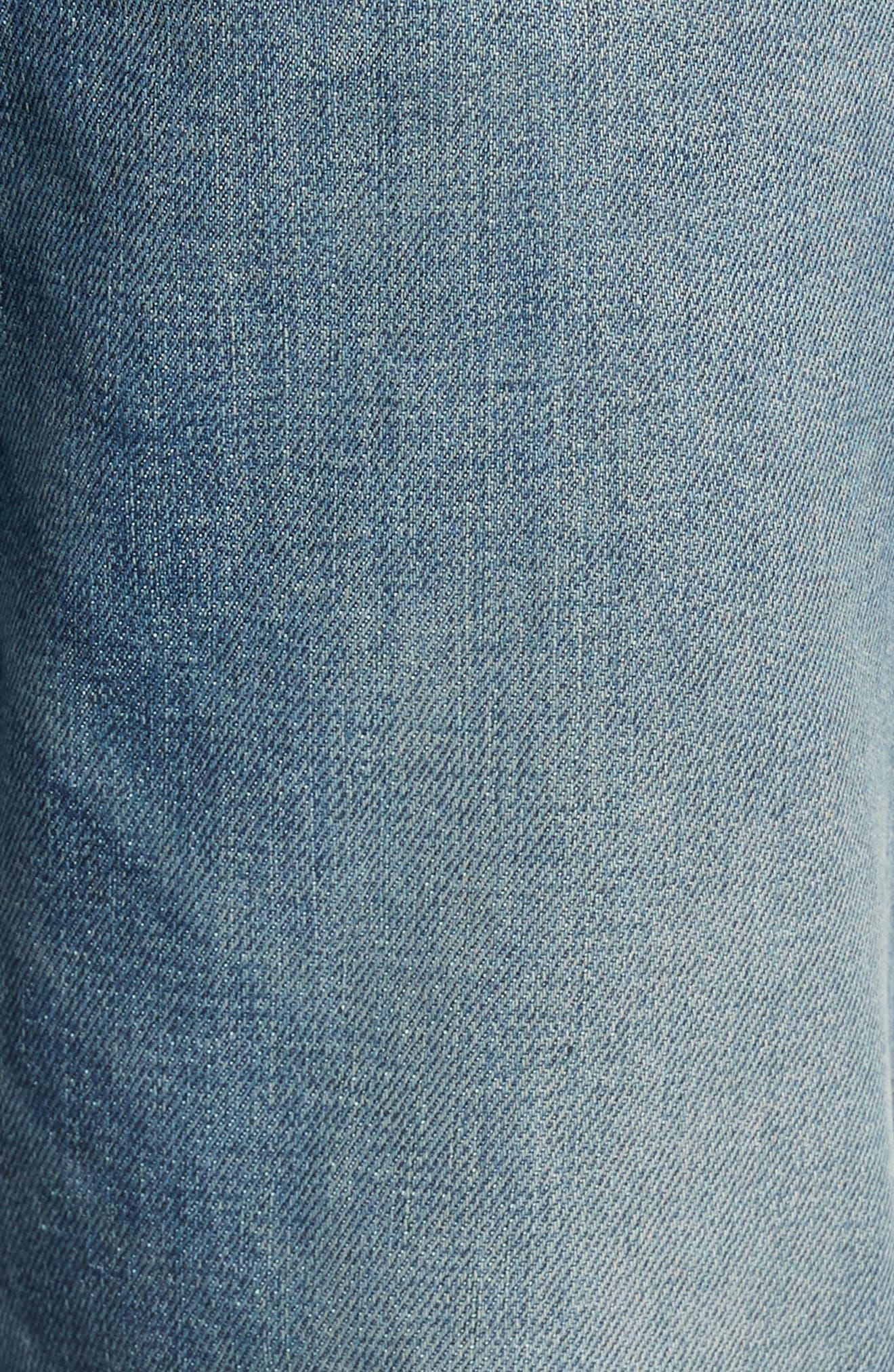 Alternate Image 5  - Hudson Jeans Blake Slim Fit Jeans (Withstand)