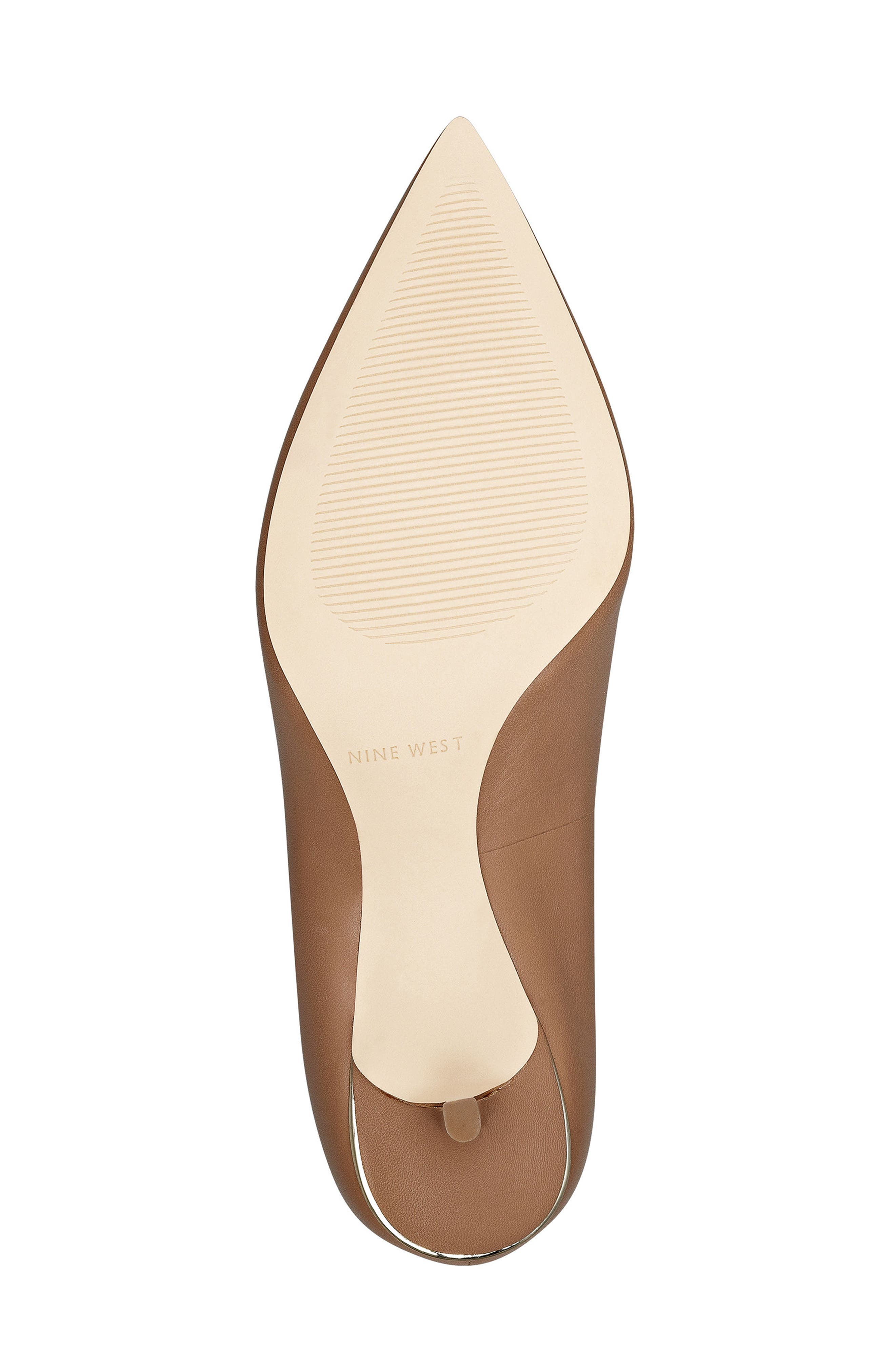 Alternate Image 4  - Nine West Freddee Loafer Pump (Women)