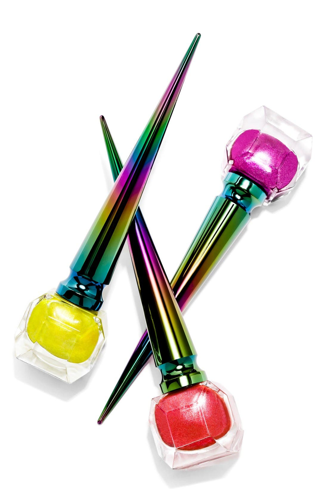 Alternate Image 4  - Christian Louboutin Loubichrome Mini Nail Colour (Limited Edition)