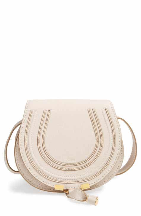 7ca4391693b1 Chloé  Mini Marcie  Leather Crossbody Bag