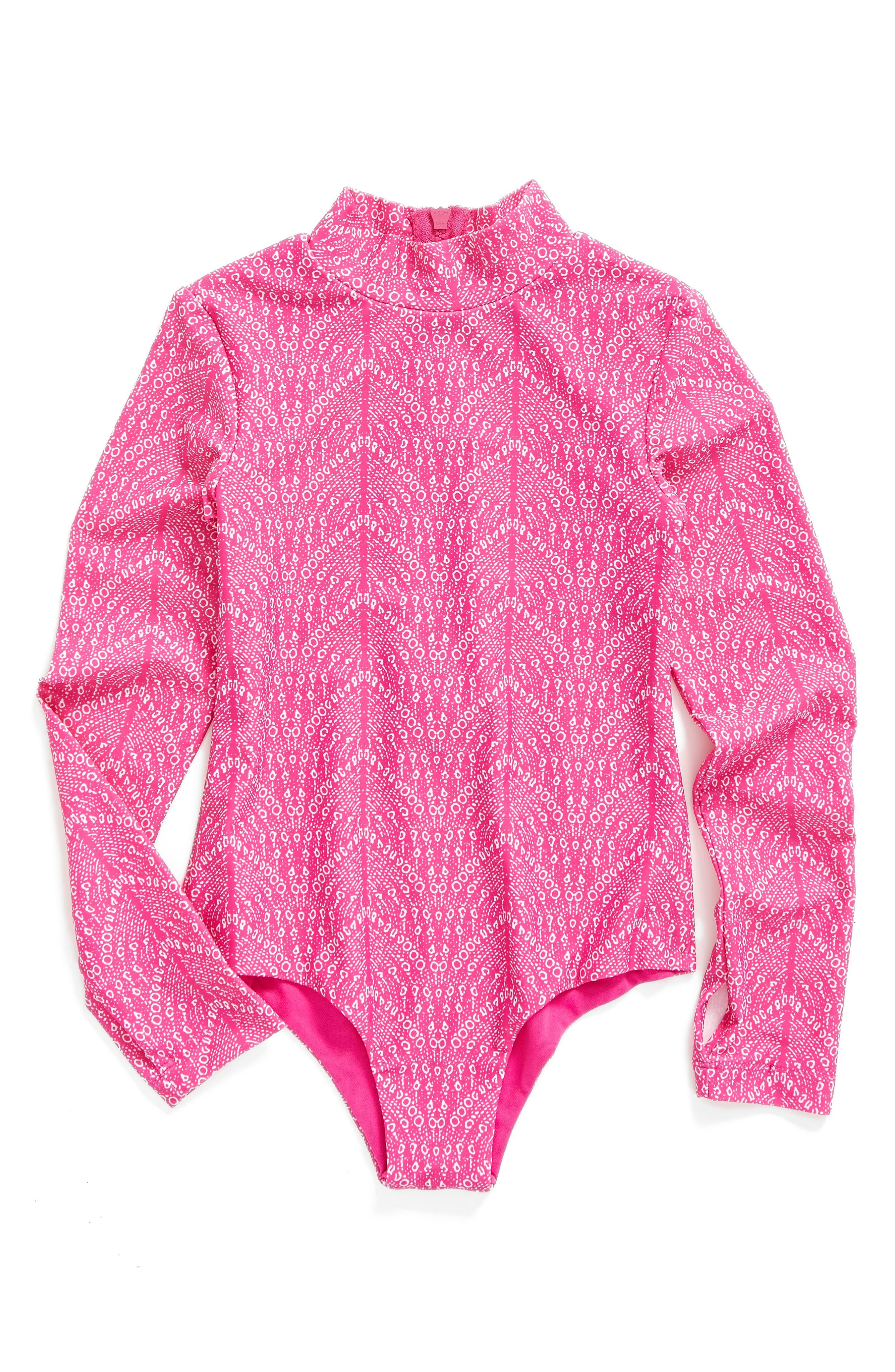MOTT 50 UPF 50+ One-Piece Swimsuit