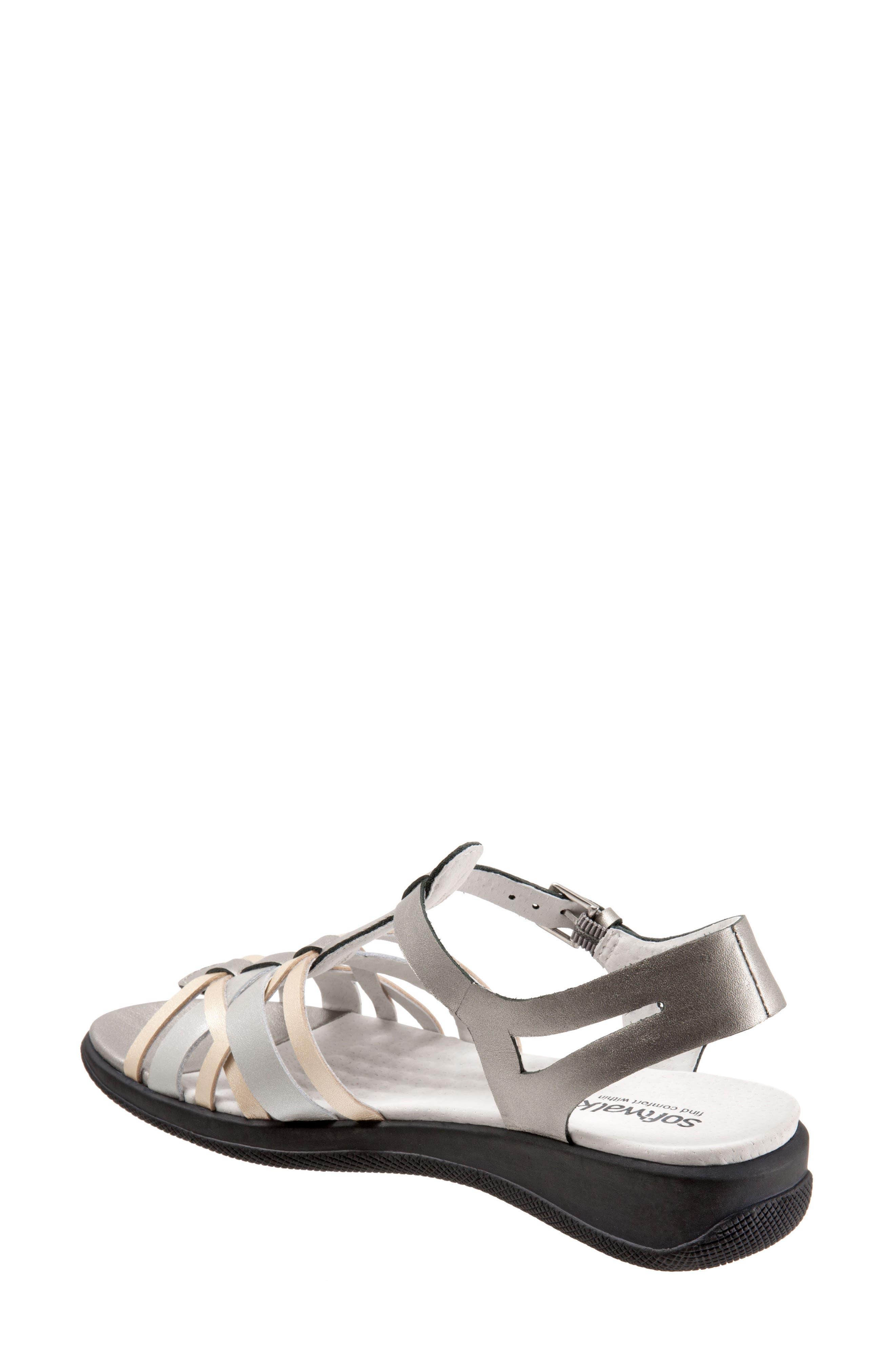 Alternate Image 2  - SoftWalk® Waft Sandal (Women)