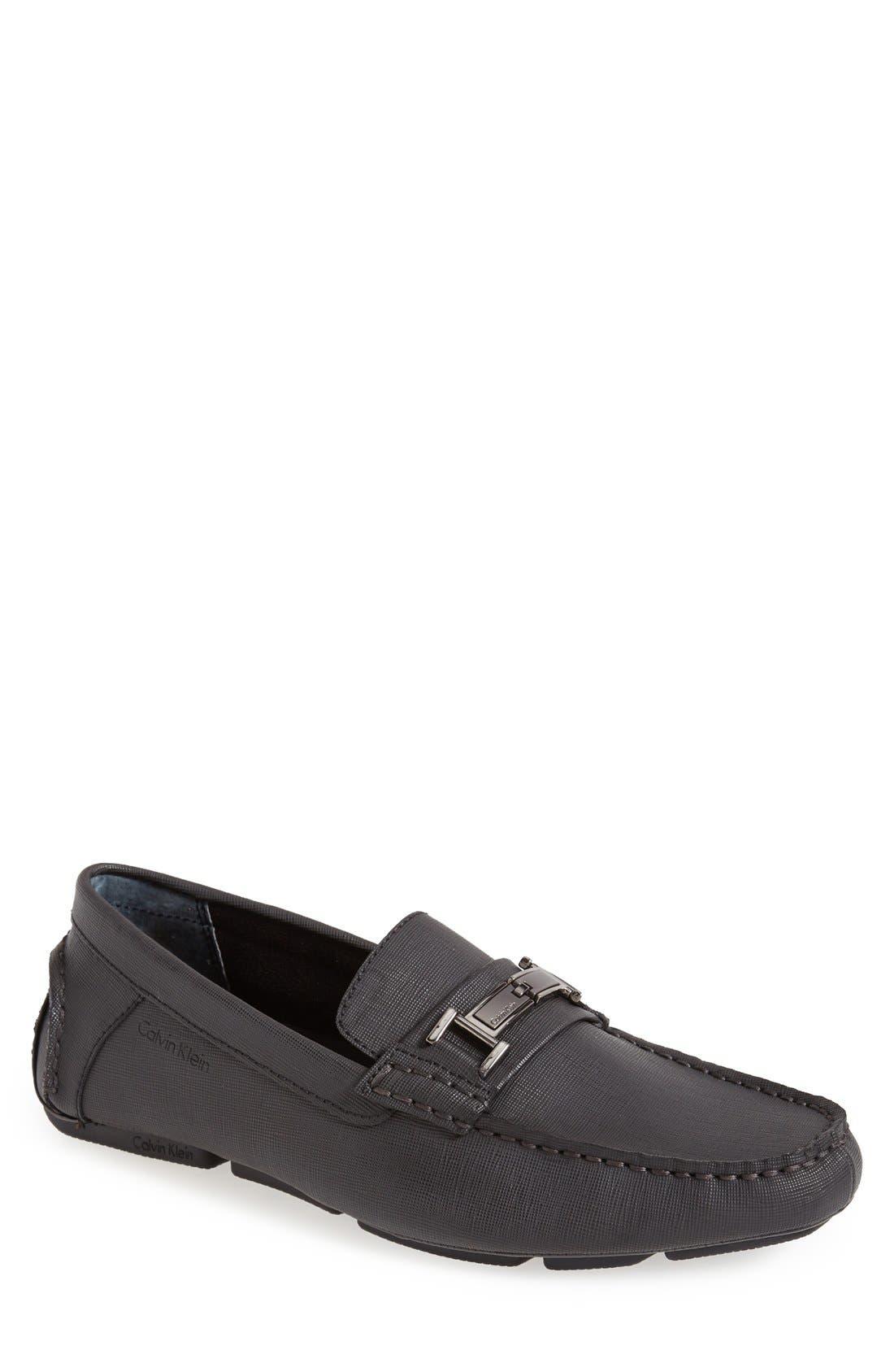 Magnus Driving Shoe,                         Main,                         color, Black