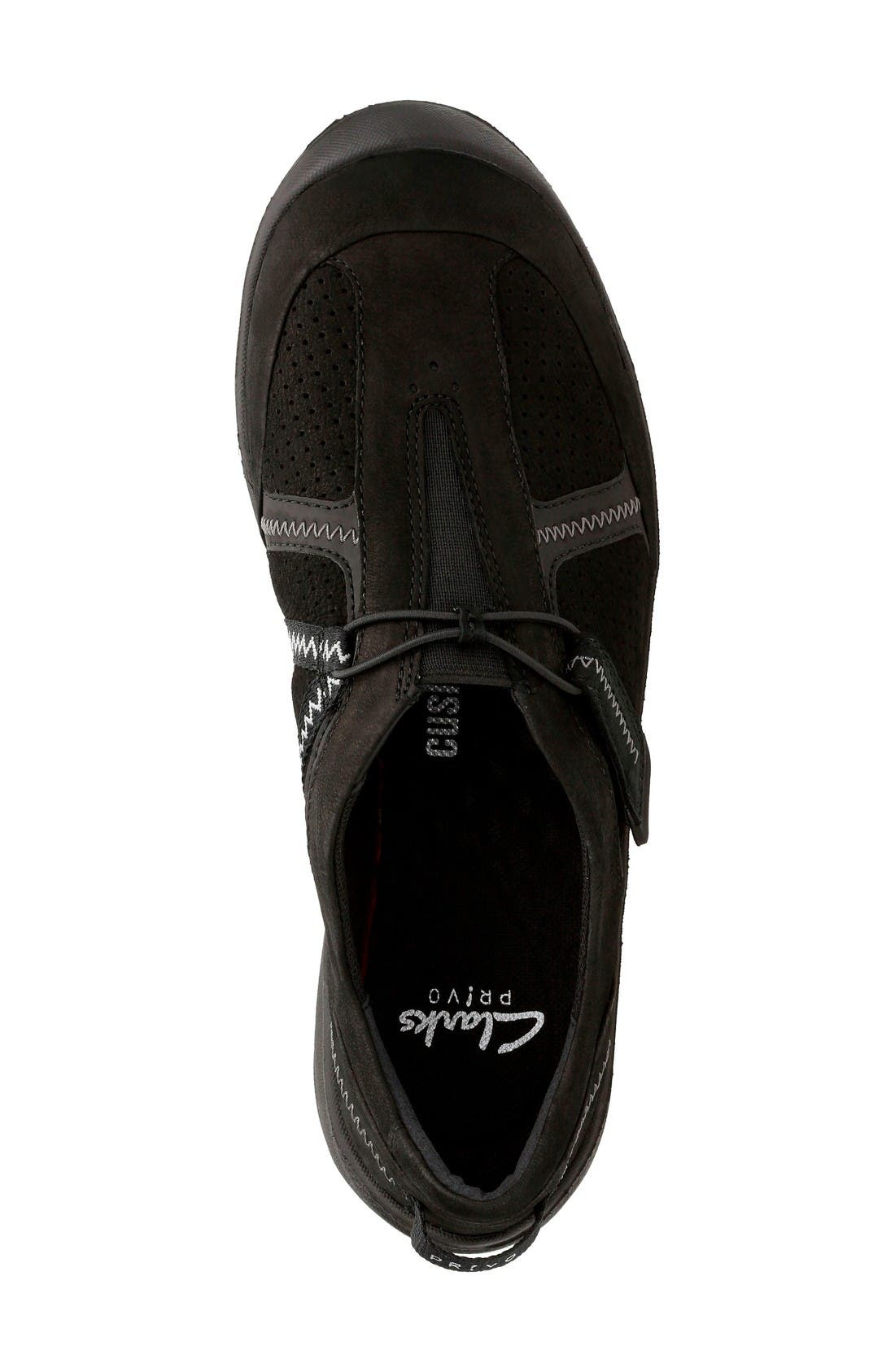 Alternate Image 4  - Clarks® 'Asney' Slip-On Sneaker (Women)