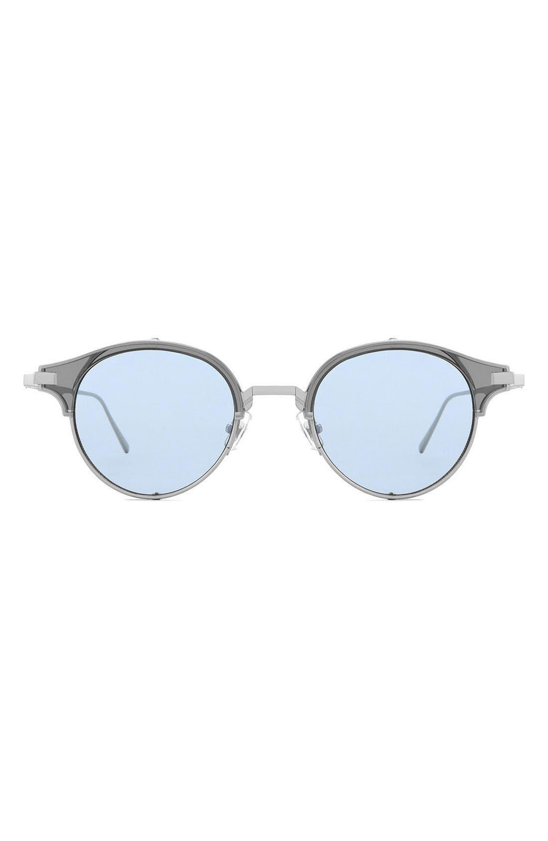 GENTLE MONSTER Double Erok 50mm Cat Eye Sunglasses