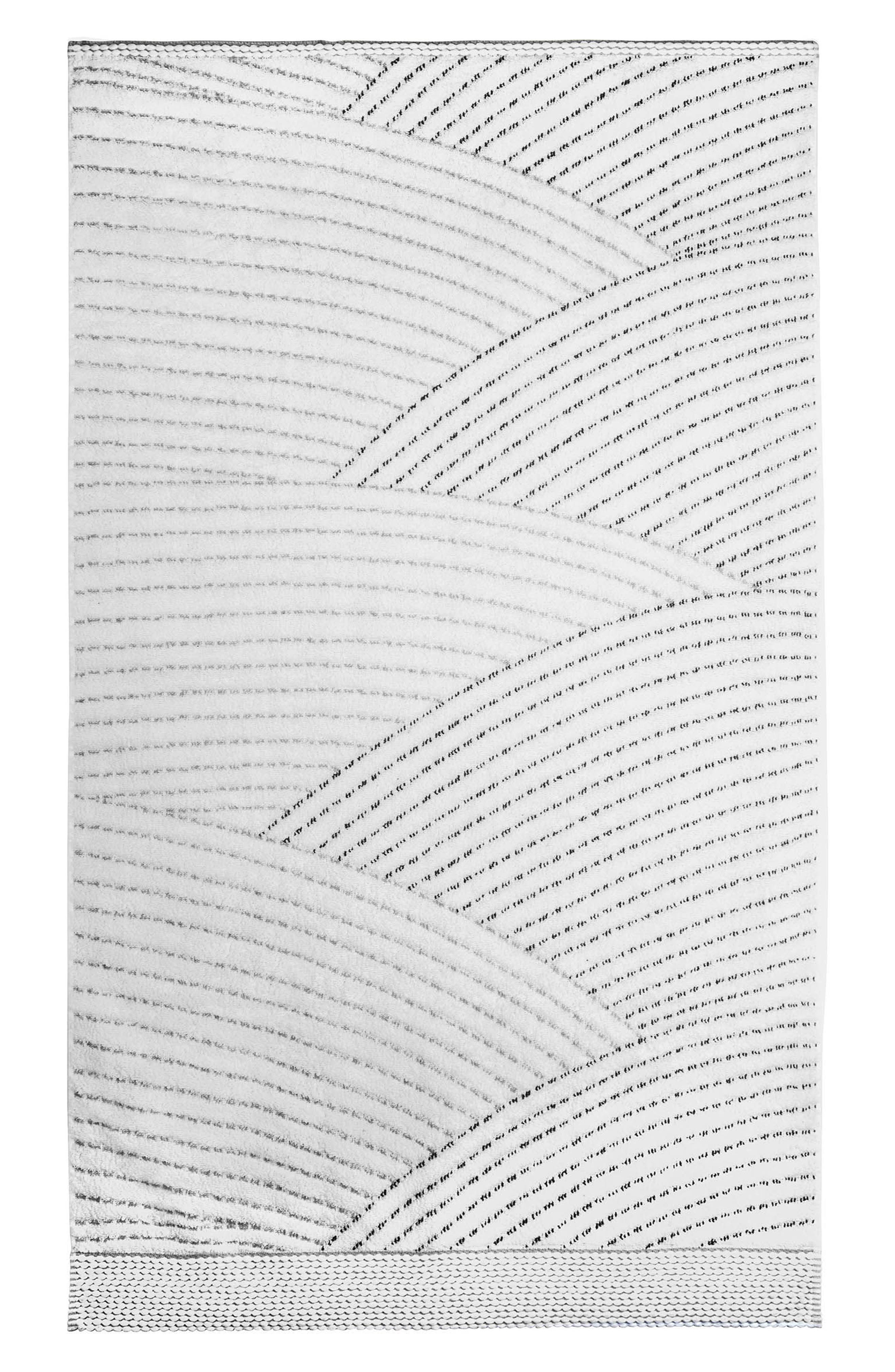 Sazid Bath Towel,                             Main thumbnail 1, color,                             Grey
