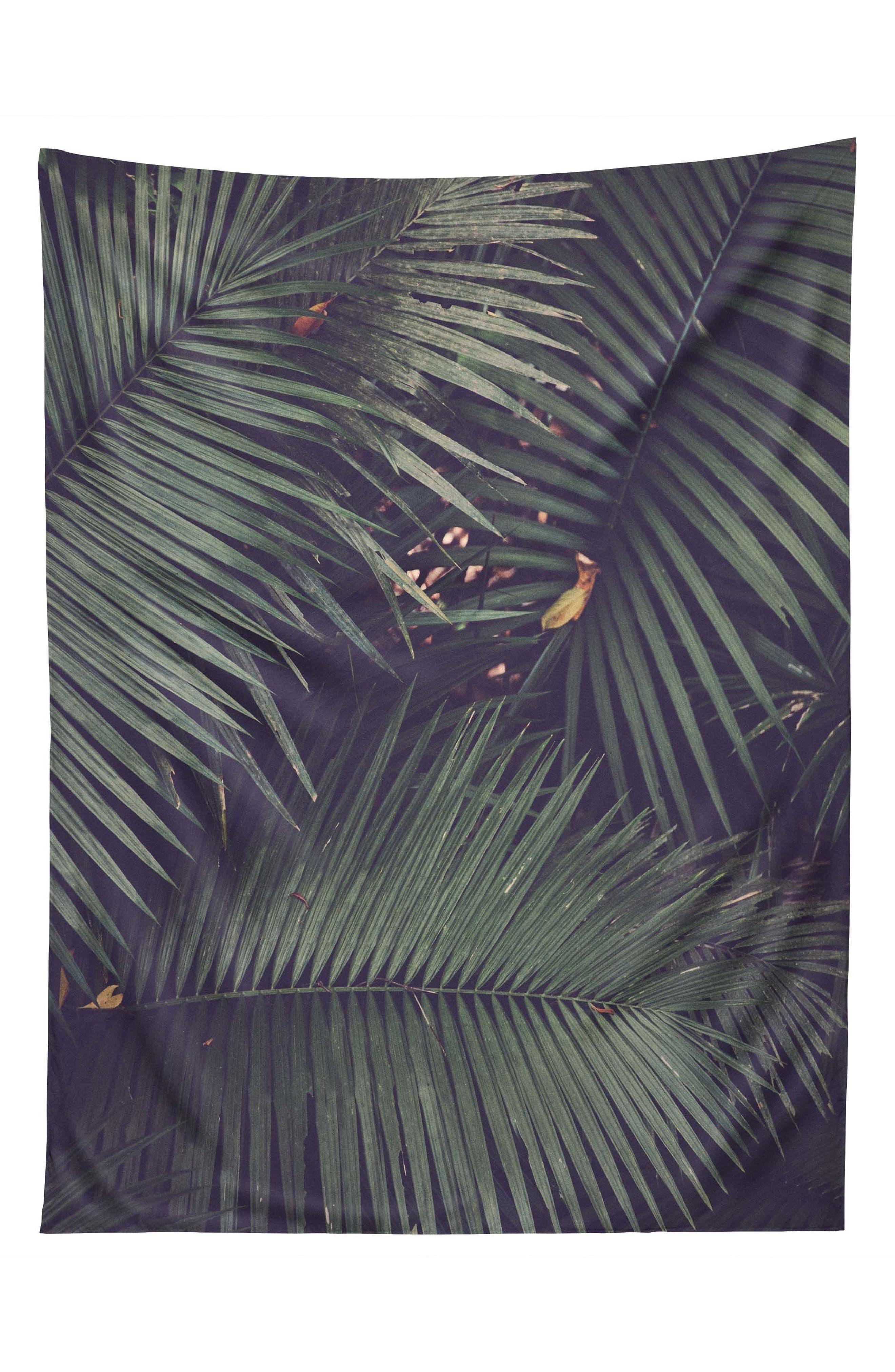 Main Image - Deny Designs Rainforest Floor Tapestry