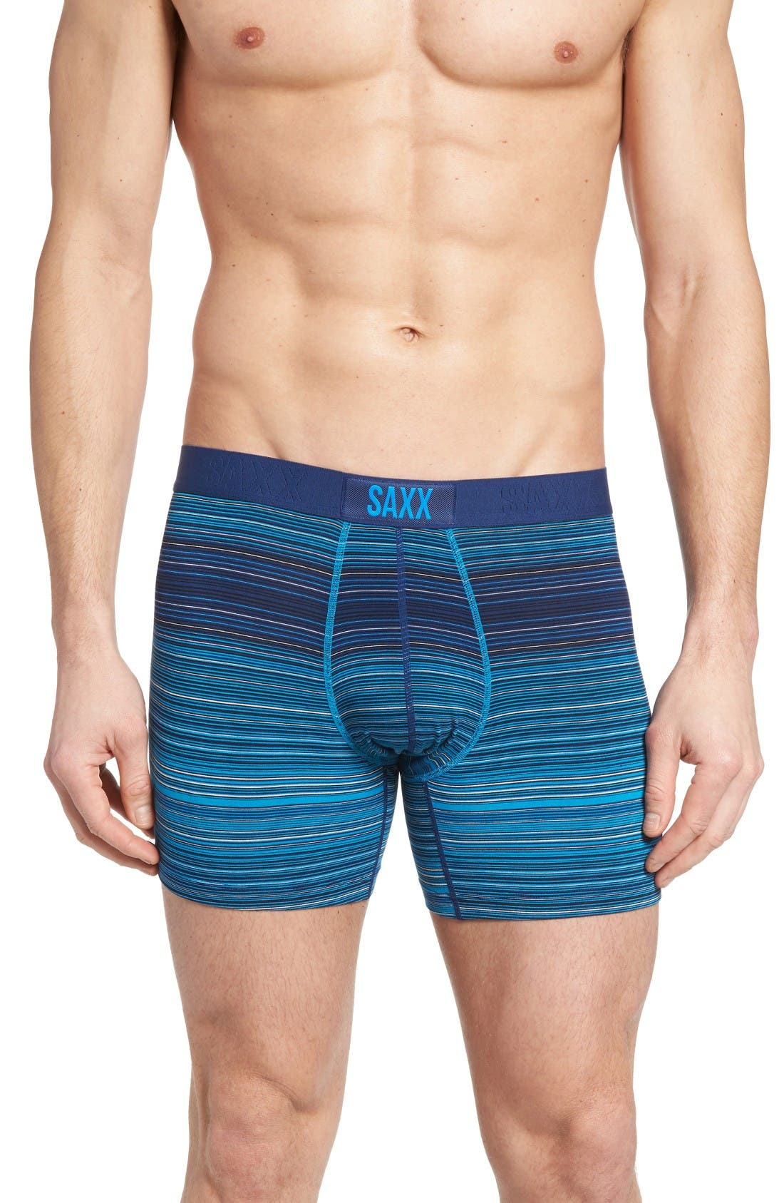 Main Image - SAXX 'Vibe' Stretch Boxer Briefs
