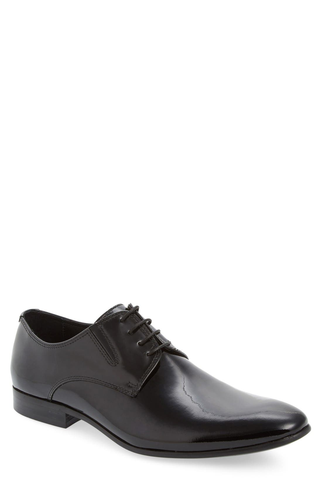 Alternate Image 1 Selected - Kenneth Cole New York 'Mix-Er' Plain Toe Derby (Men)
