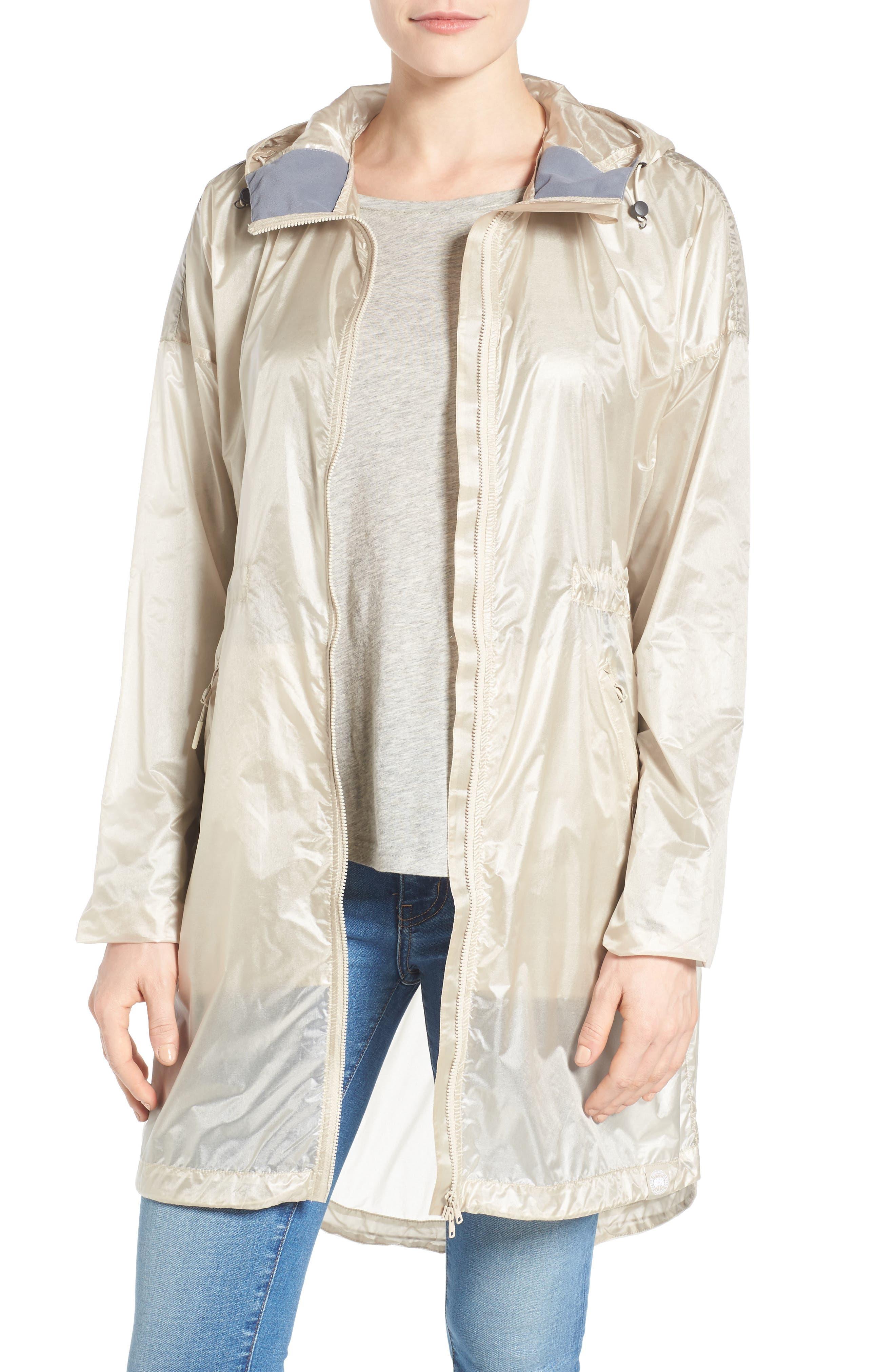 Alternate Image 1 Selected - Canada Goose Ripstop Nylon Coat