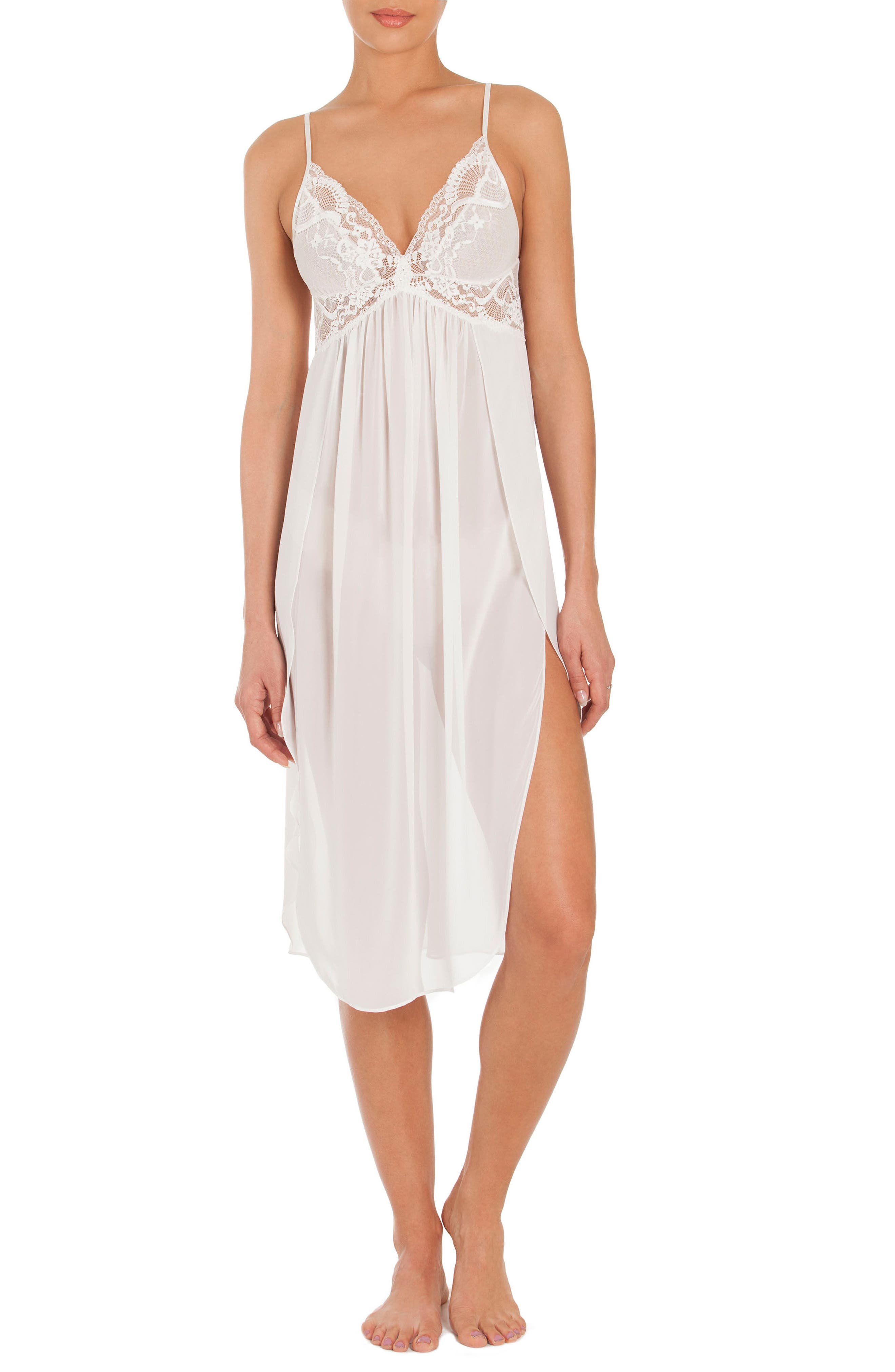 In Bloom By Jonquil LONG CHEMISE