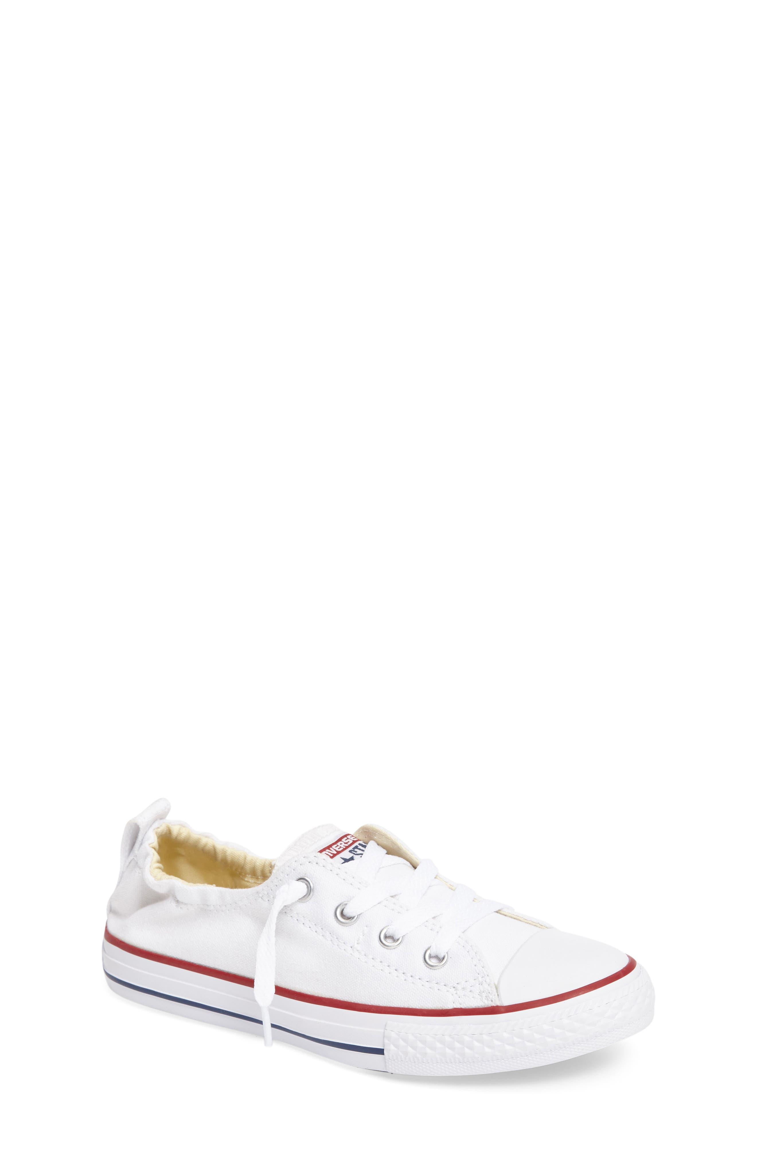 Converse Chuck Taylor® All Star® Shoreline Low Top Sneaker (Toddler, Little Kid & Big Kid)