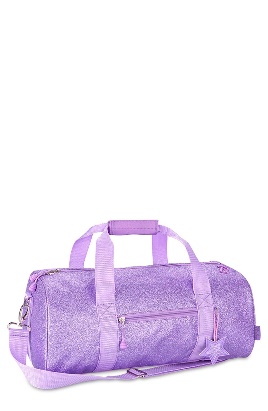 BIXBEE Large Sparkalicious Dance & Sports Duffel Bag